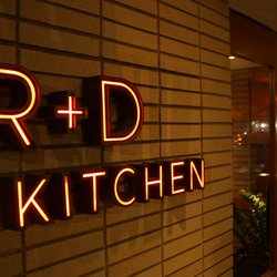 R&D Kitchen in Santa Monica is located on fashionable Montana Avenue.