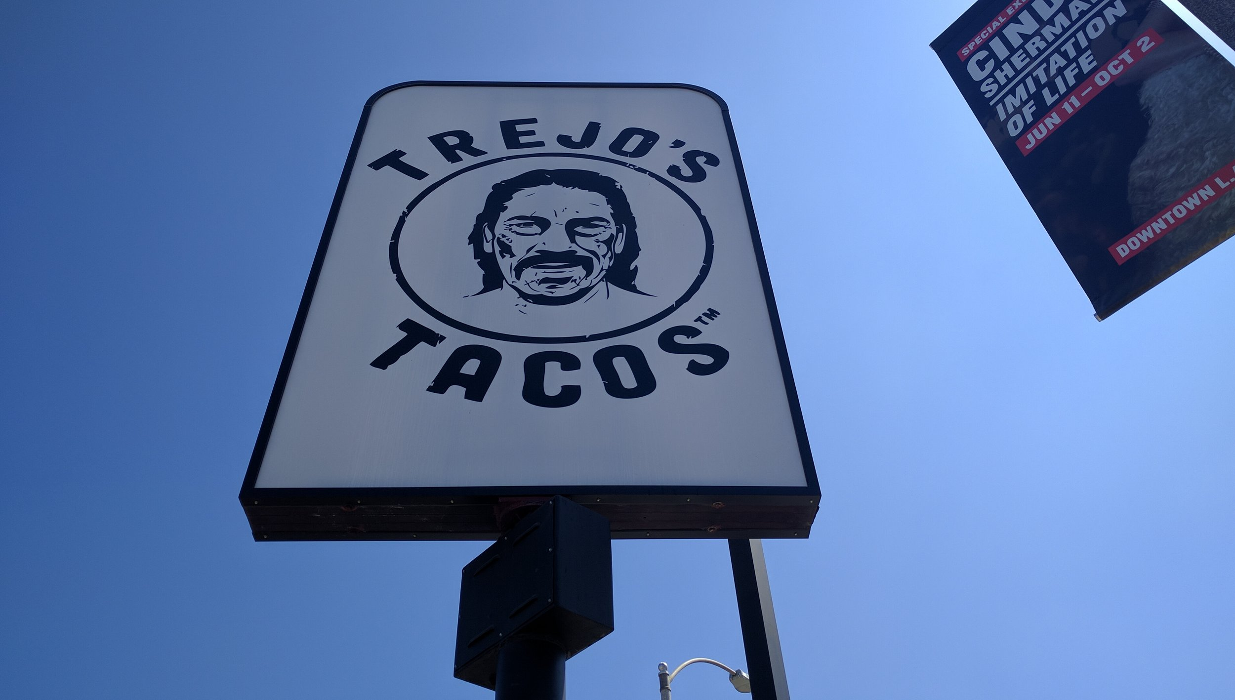 There is no way you will miss Trejo's while driving down La Brea