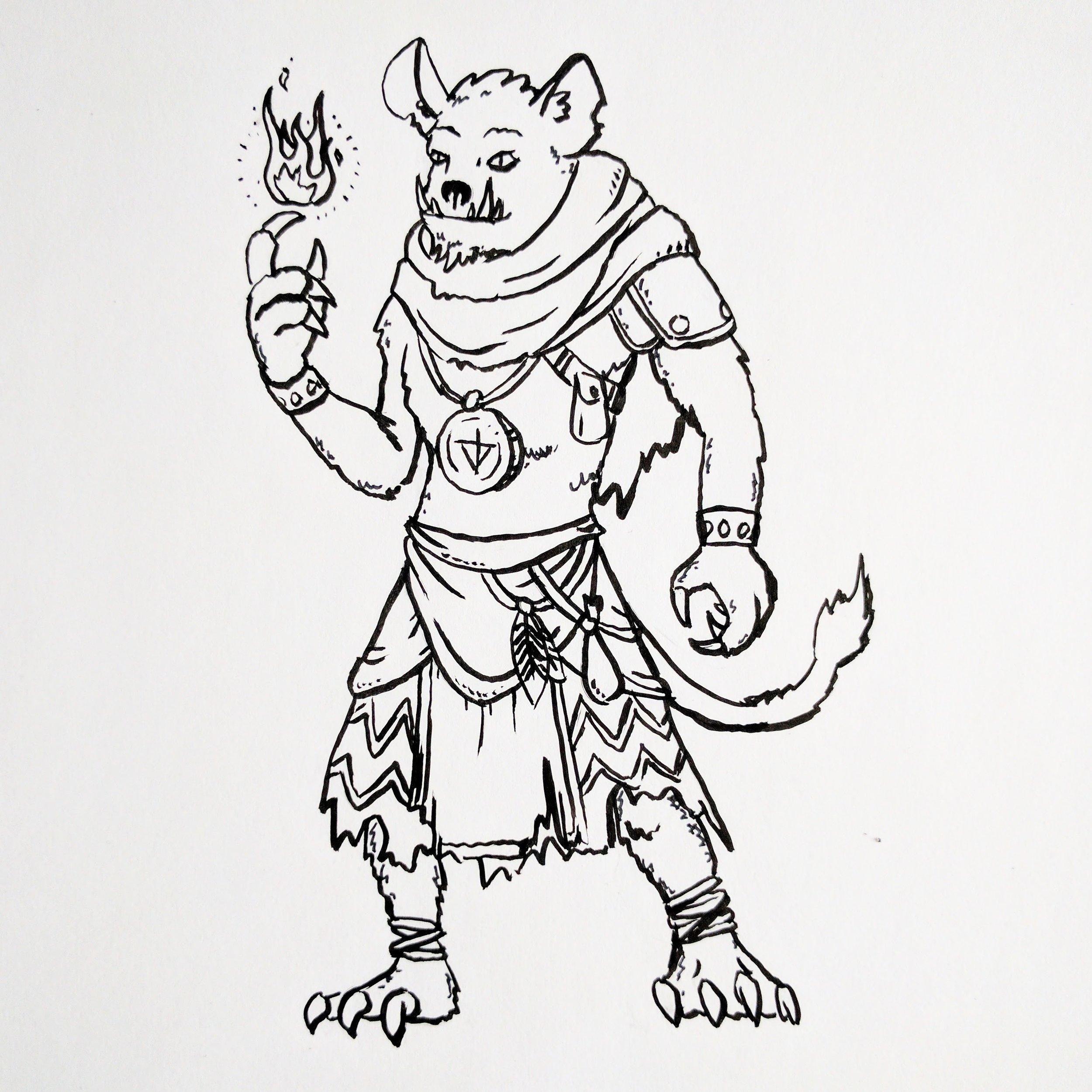 Monster - Gnoll Warlock.jpg