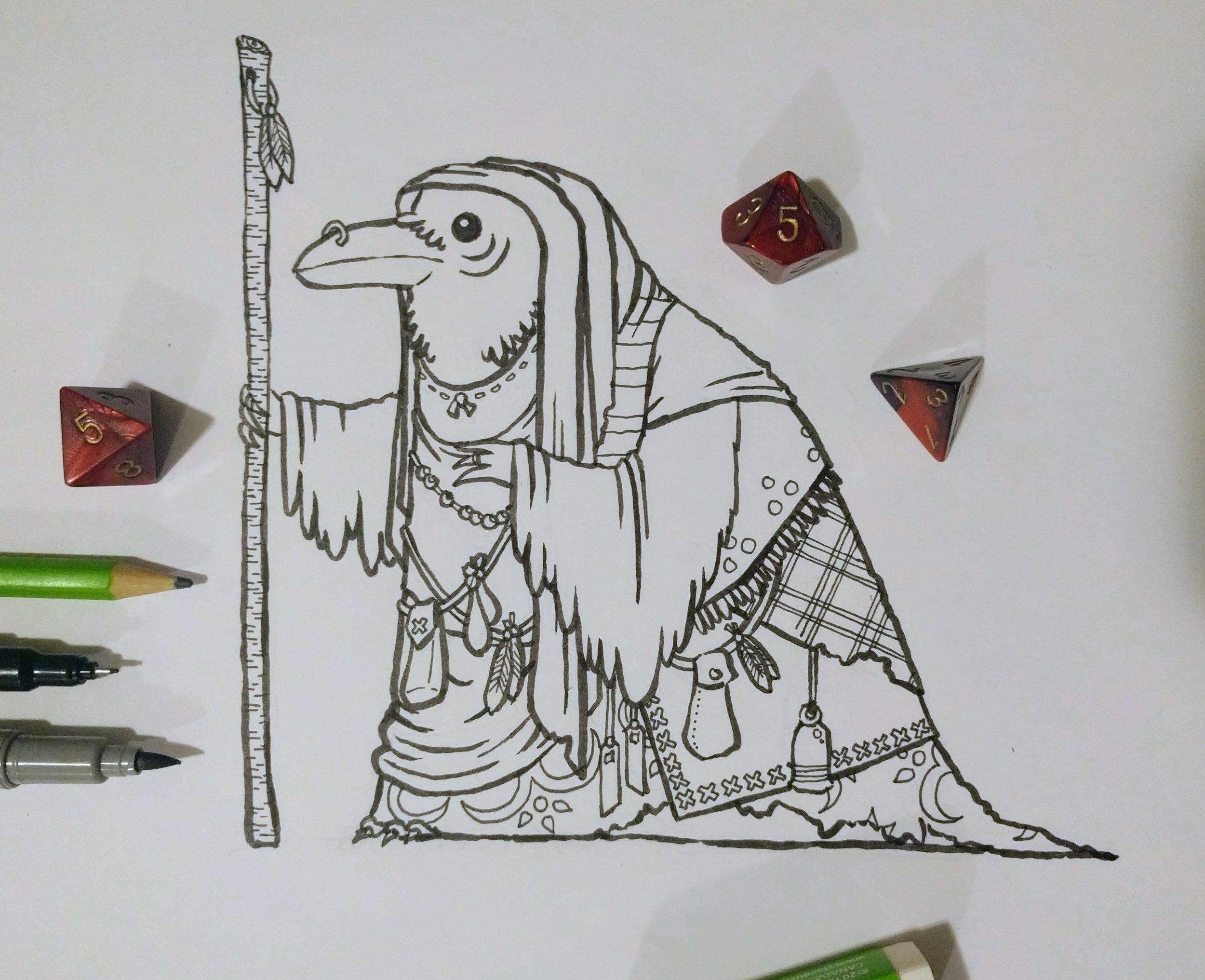 Monster - Kenku Druid.jpg