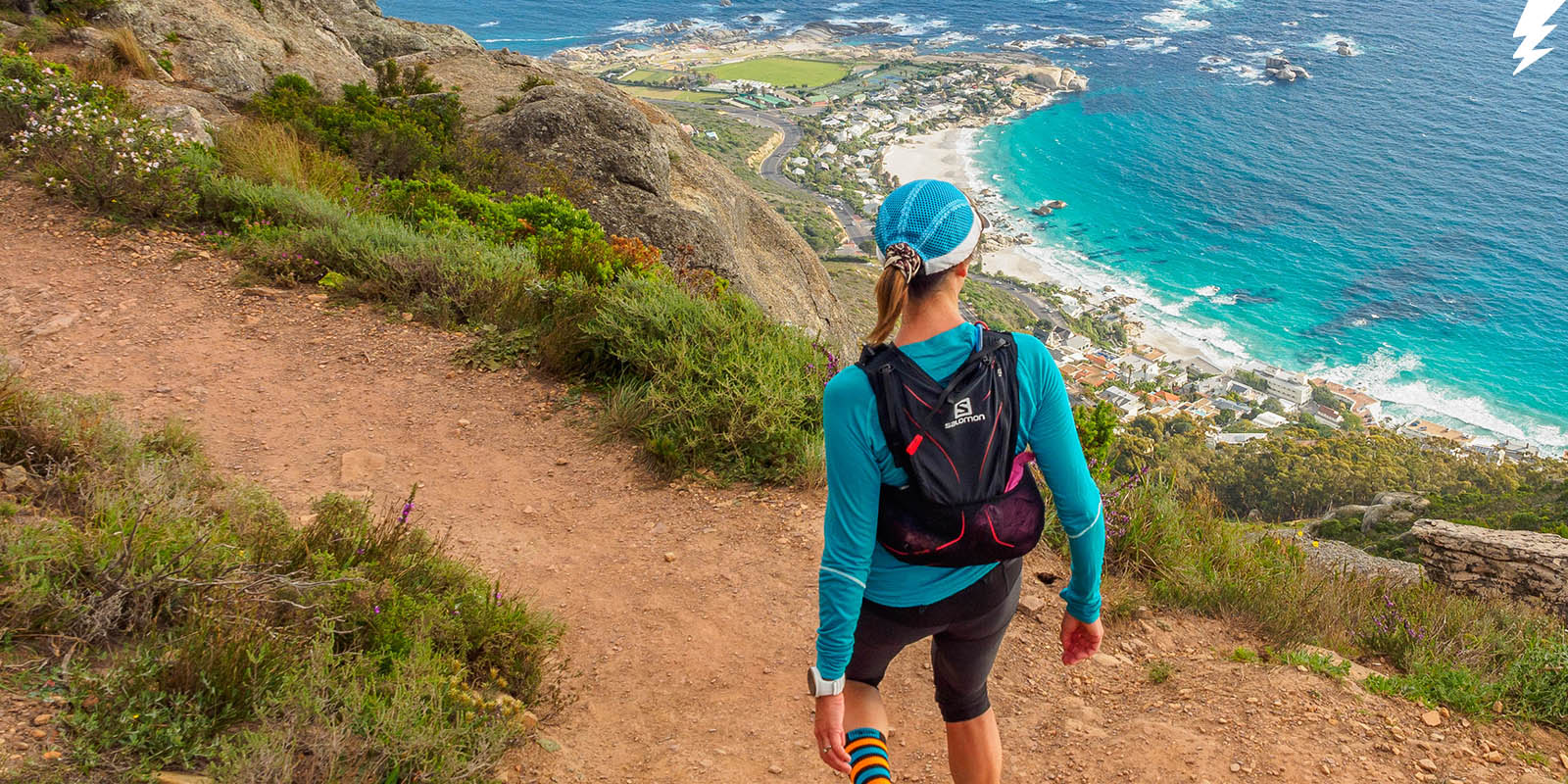 Exploring Cape Town - Trail Running a long way from home