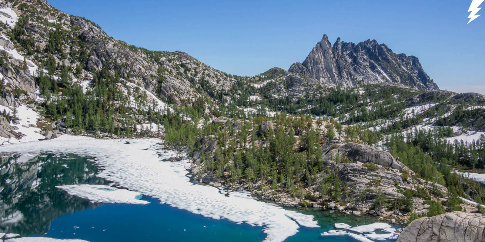 Mountain Magic - A Magical Day on the Enchantments Trail