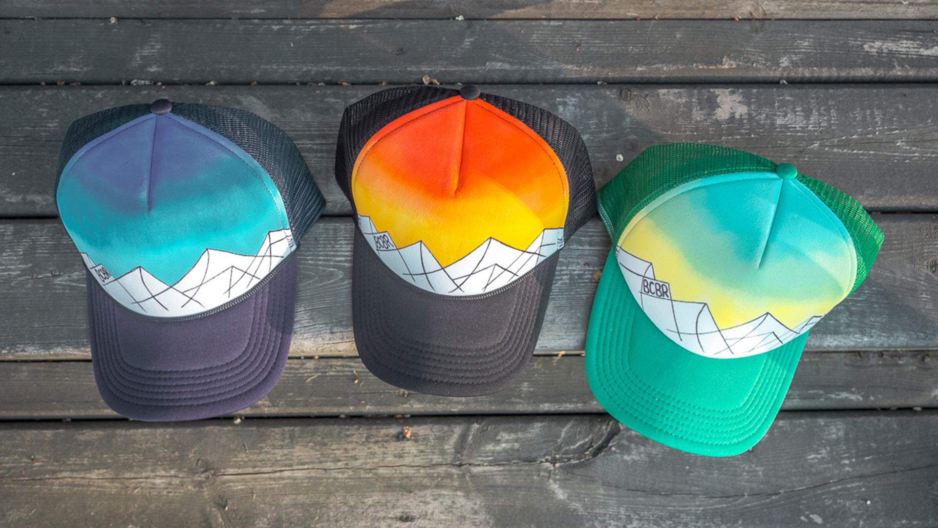 A few hats