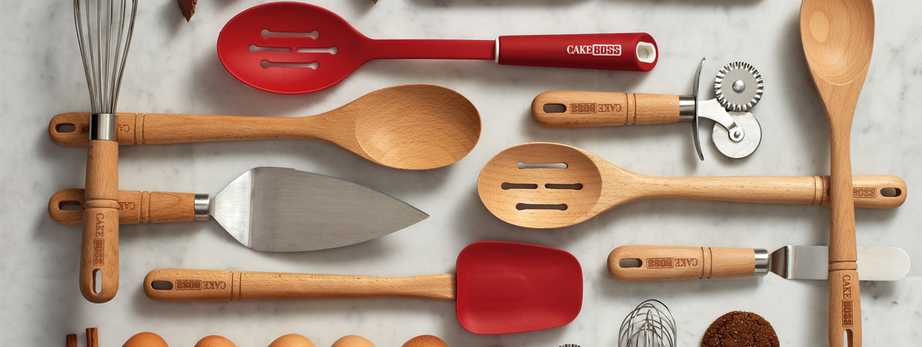 CAKE BOSS UTENSIL COLLECTION