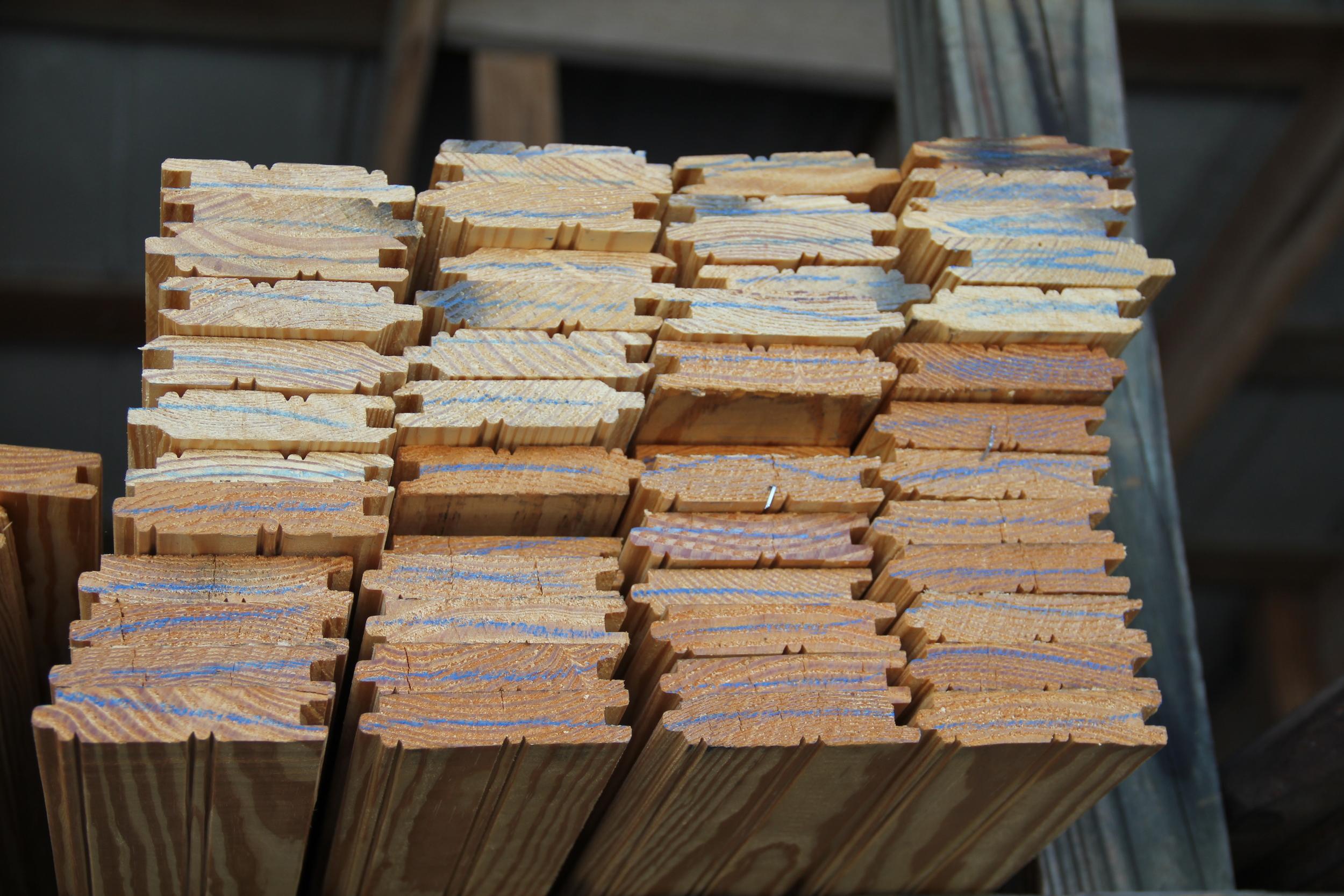 Specialty Lumber