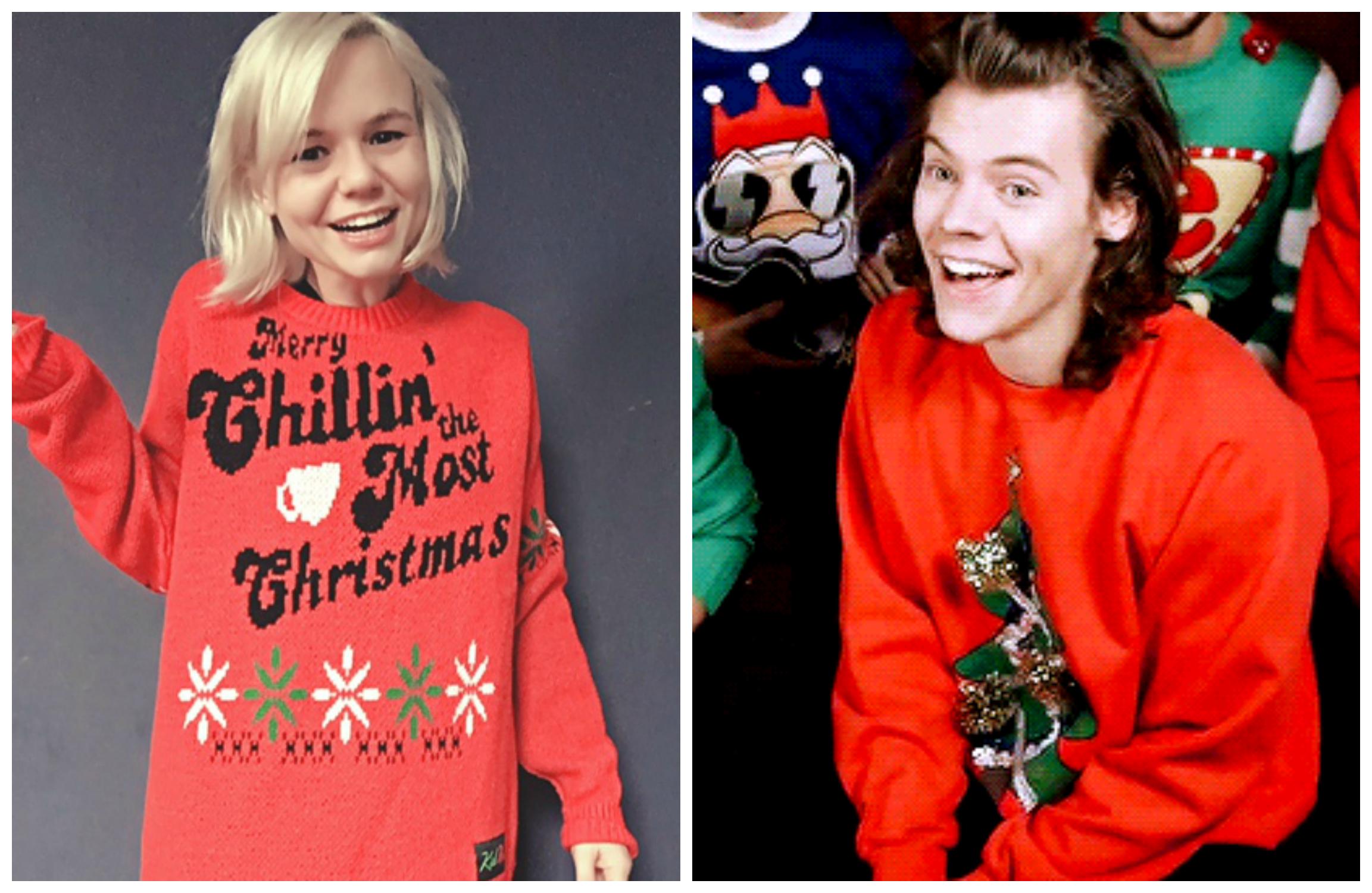 Alana Massey Harry Styles Christmas Sweaters.jpg