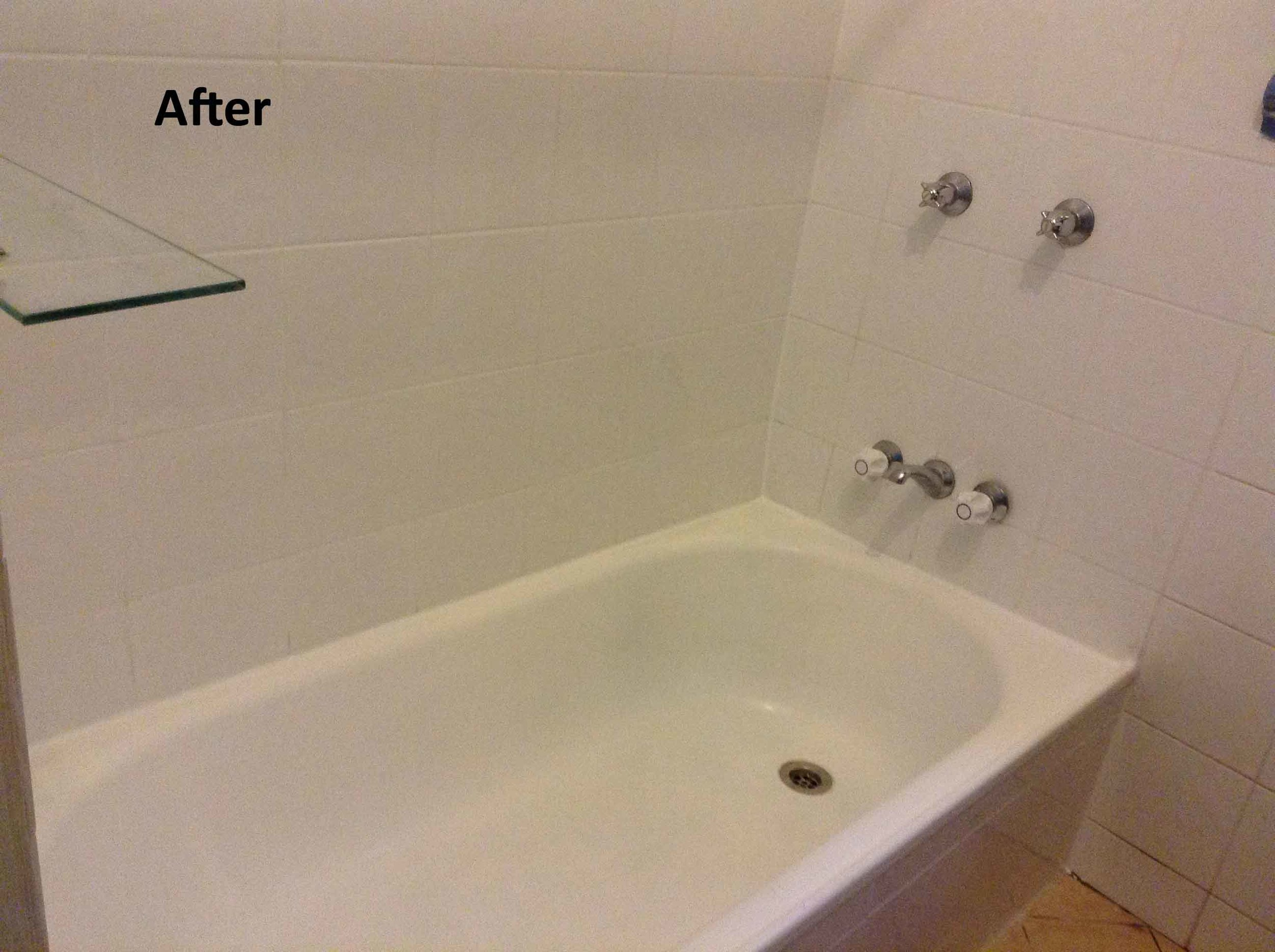 Bathtub Stop Leak