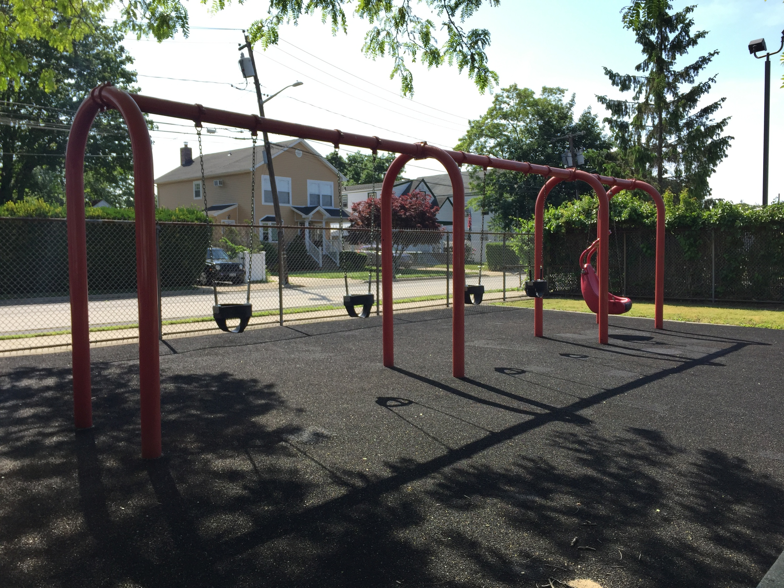 Swings at Estella Park