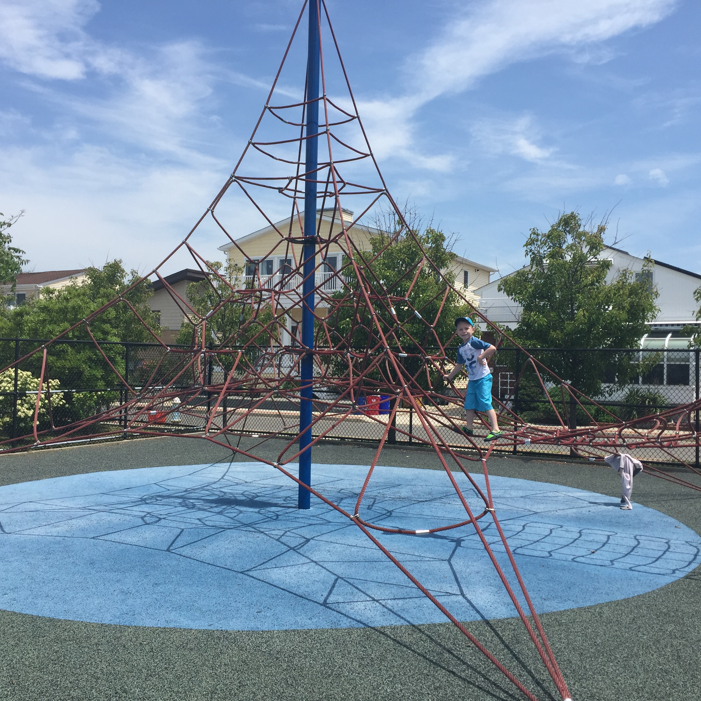 Playground at Clark Street