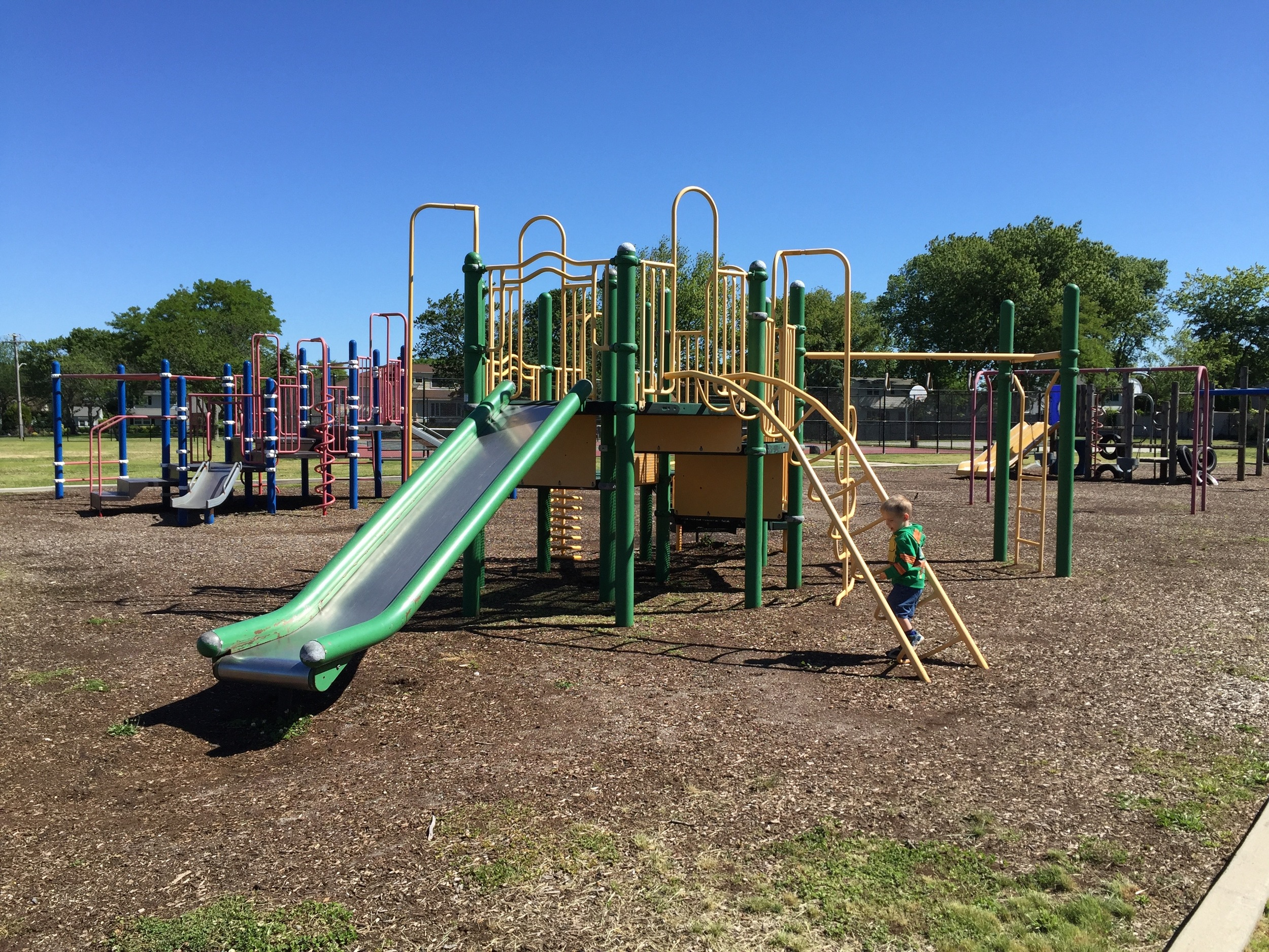 Playground at Sunset Park