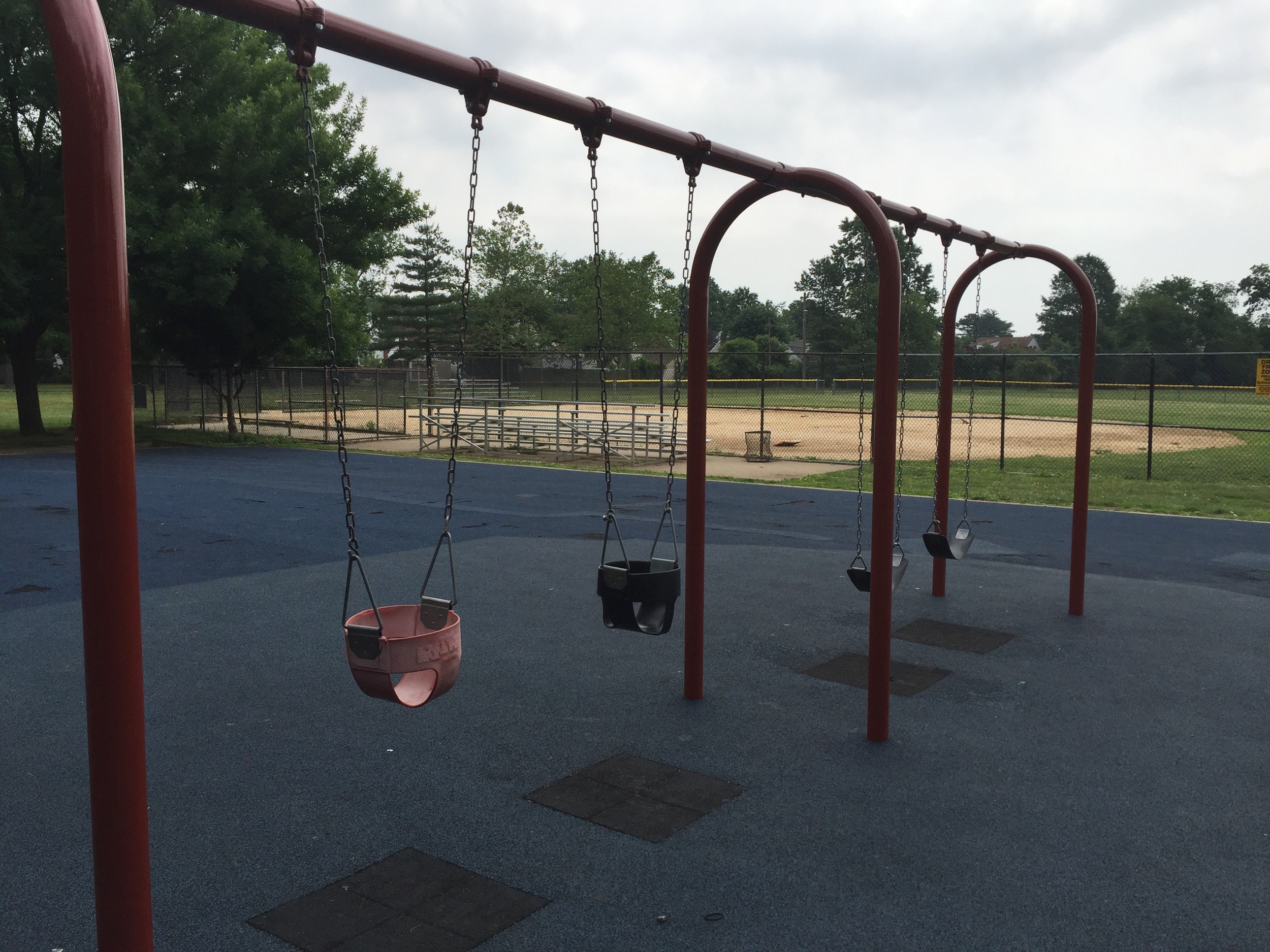 Playground at Kennedy Memorial Park