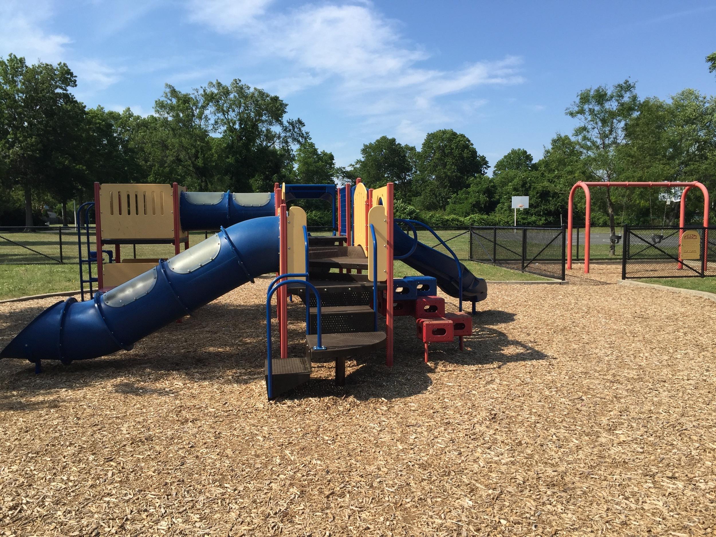 Playground at Duckpond Dr Park
