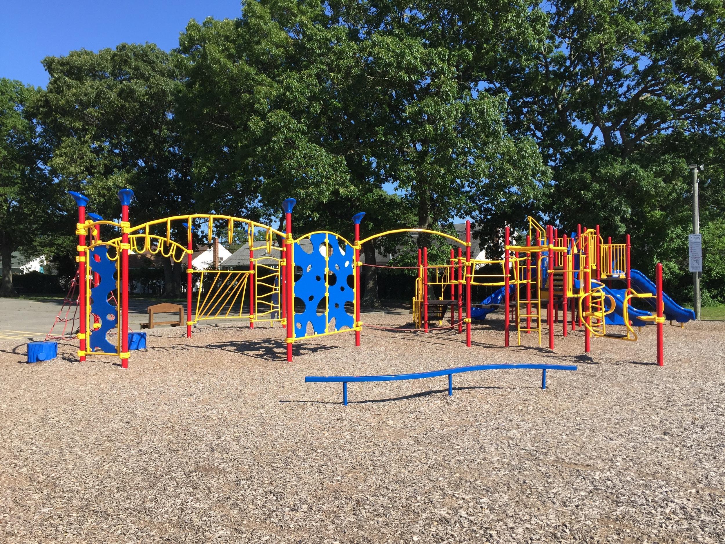 Playground at Seaford Manor School