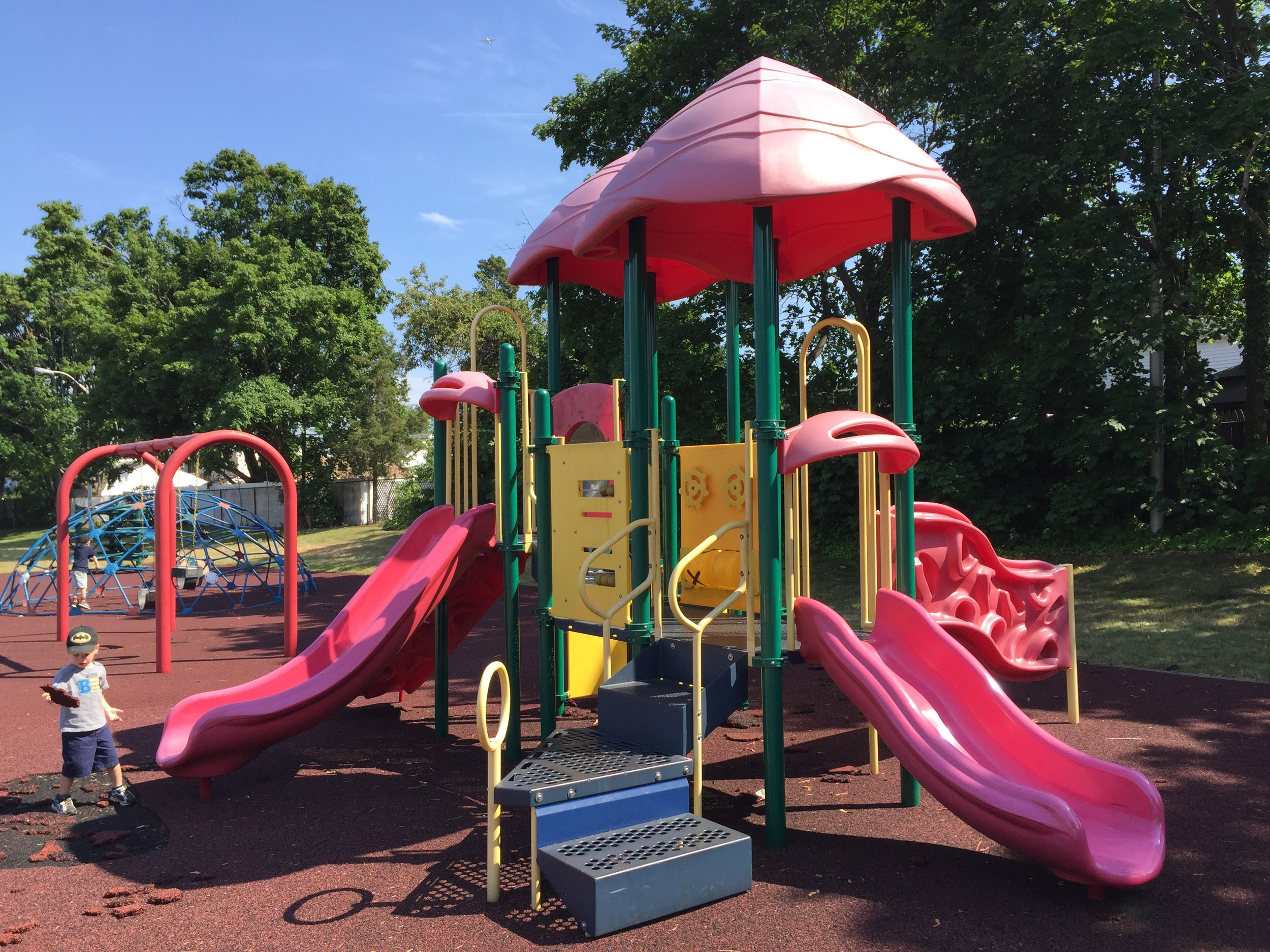 Little kid play section at Michel Park