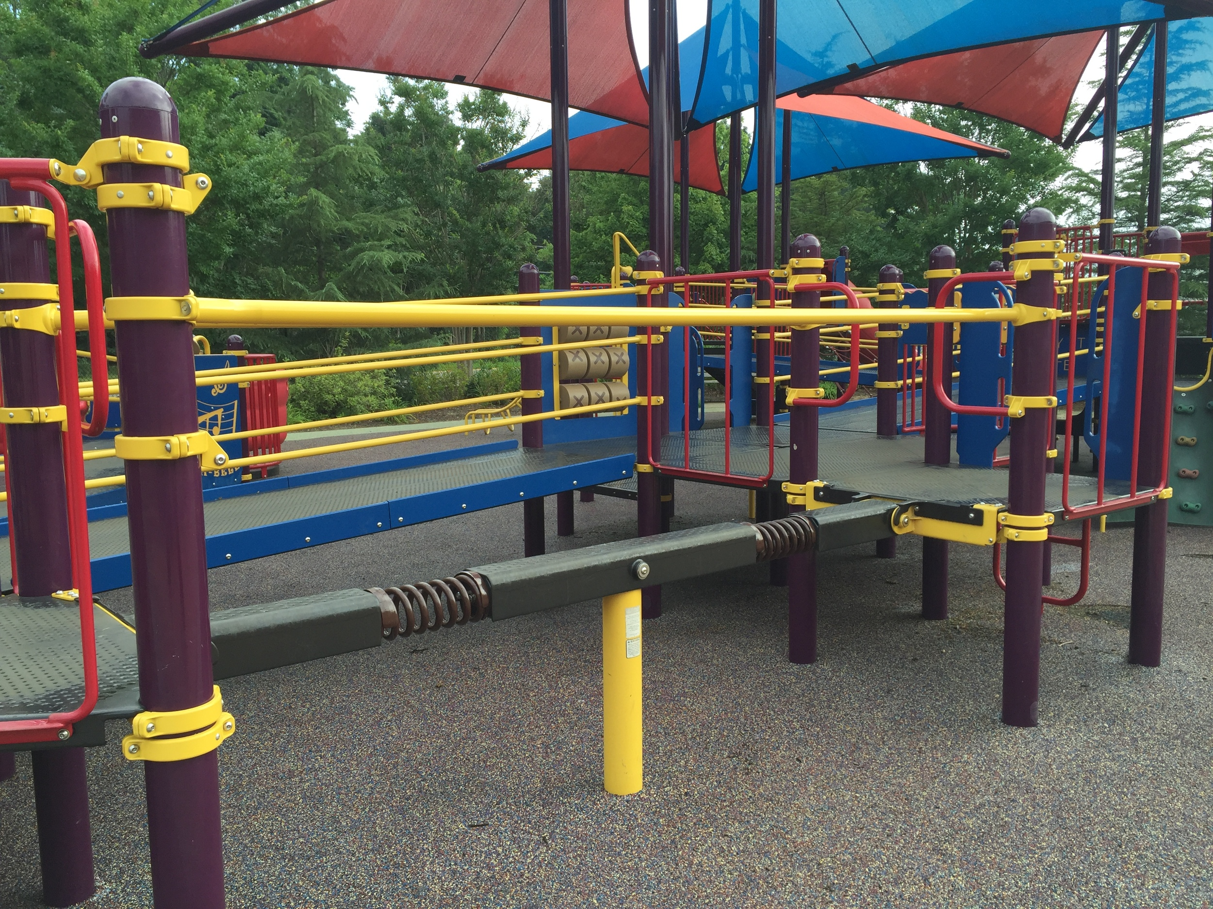 Pine Acres Playground — Long Island Playgrounds