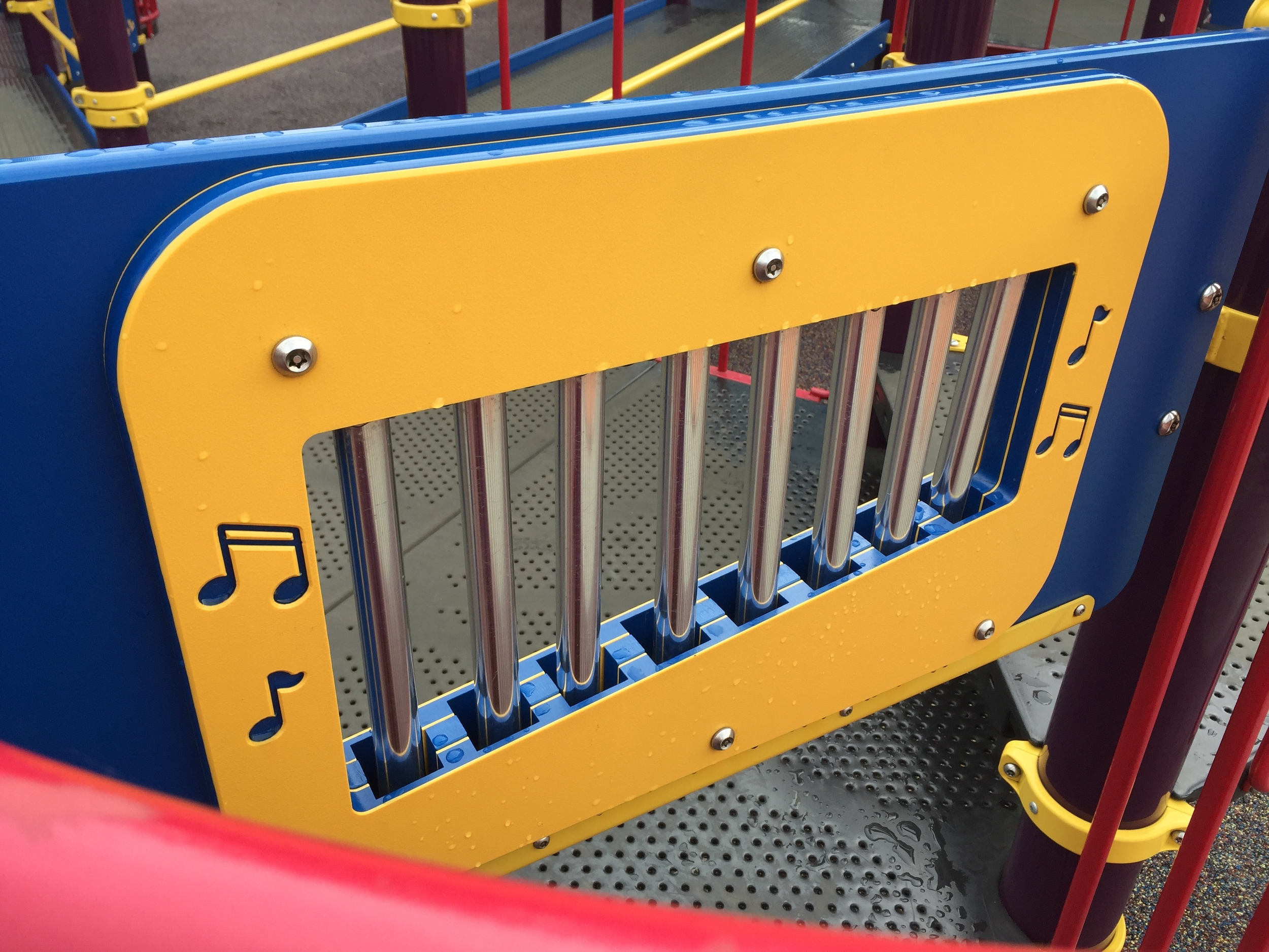Music at Pine Acres Playground