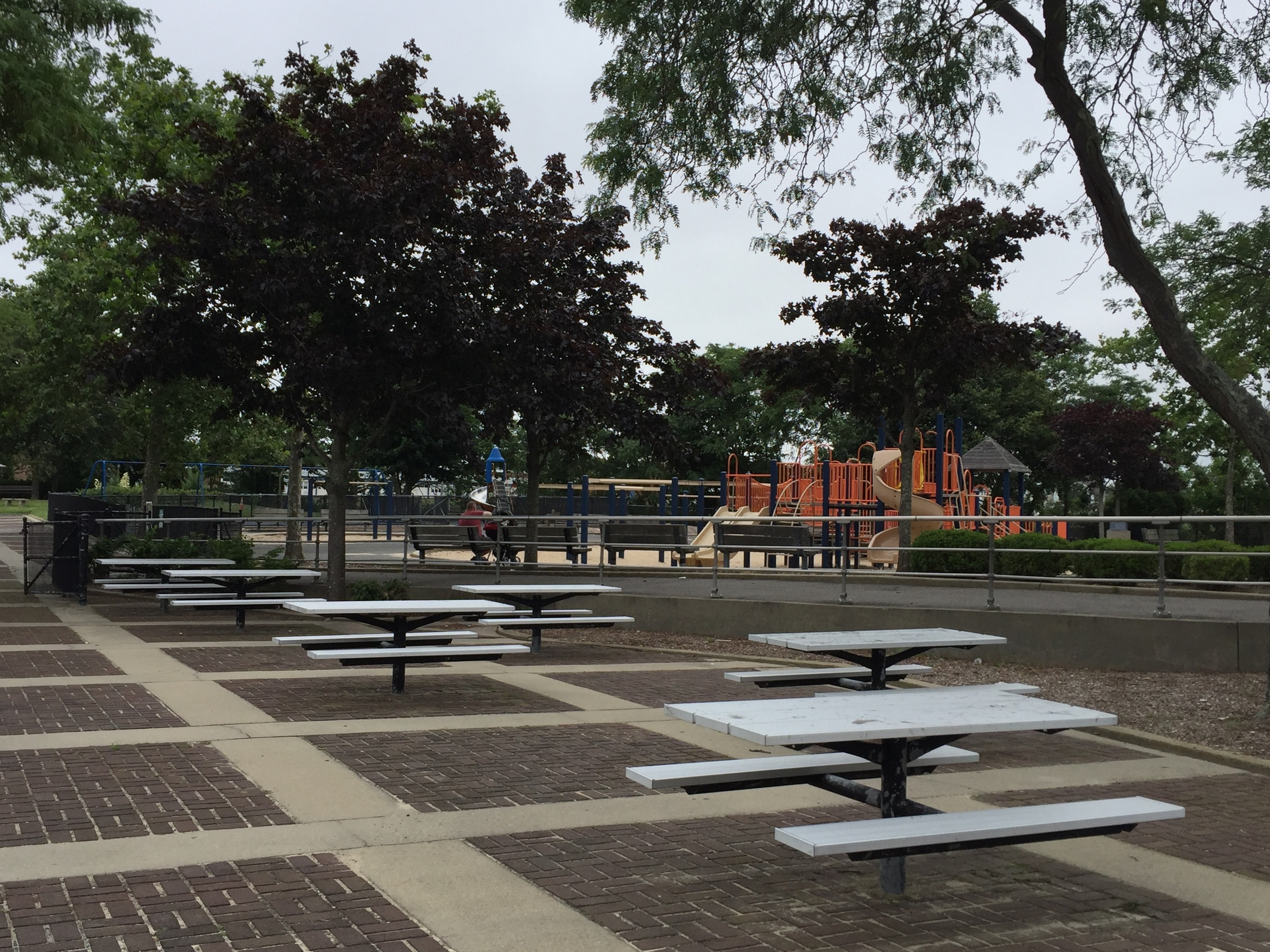 Front playground at Wantagh Park