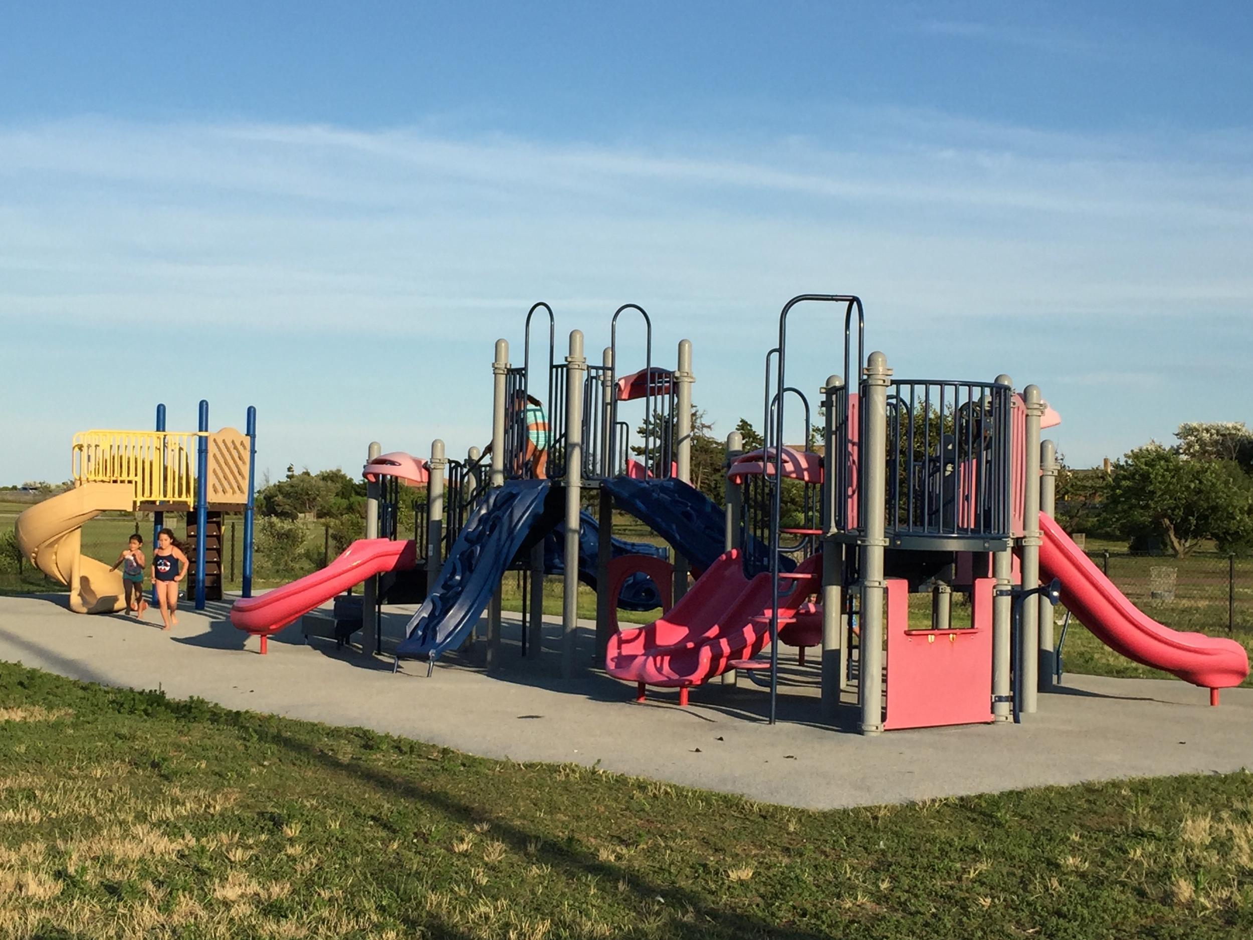 Field 5 Playground at Jones Beach