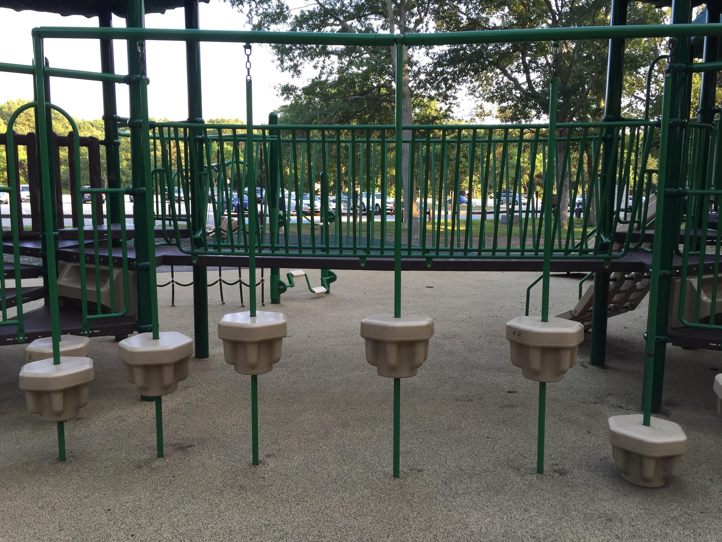 Big kid playground at Bethpage State Park