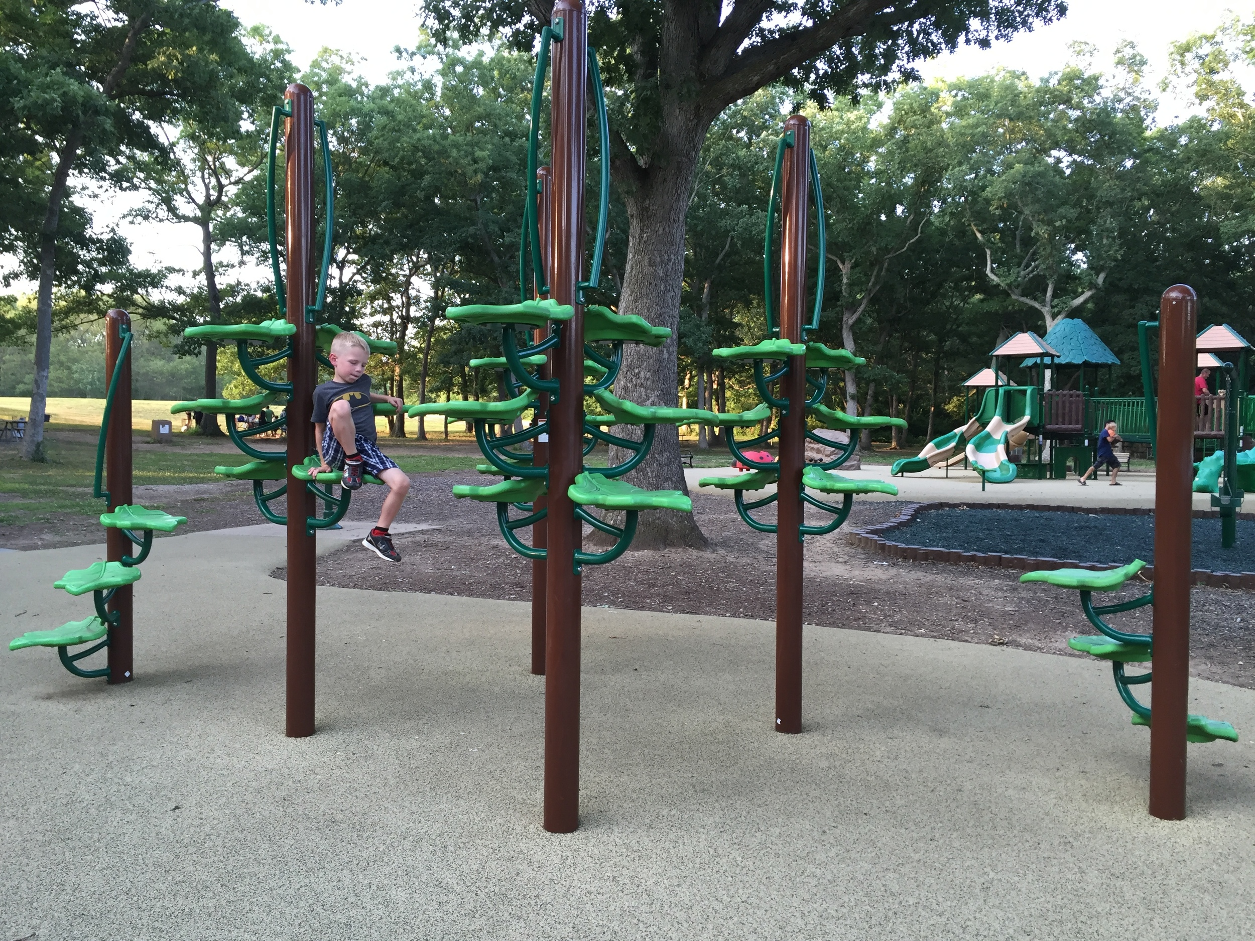 Little kid playground at Bethpage State Park