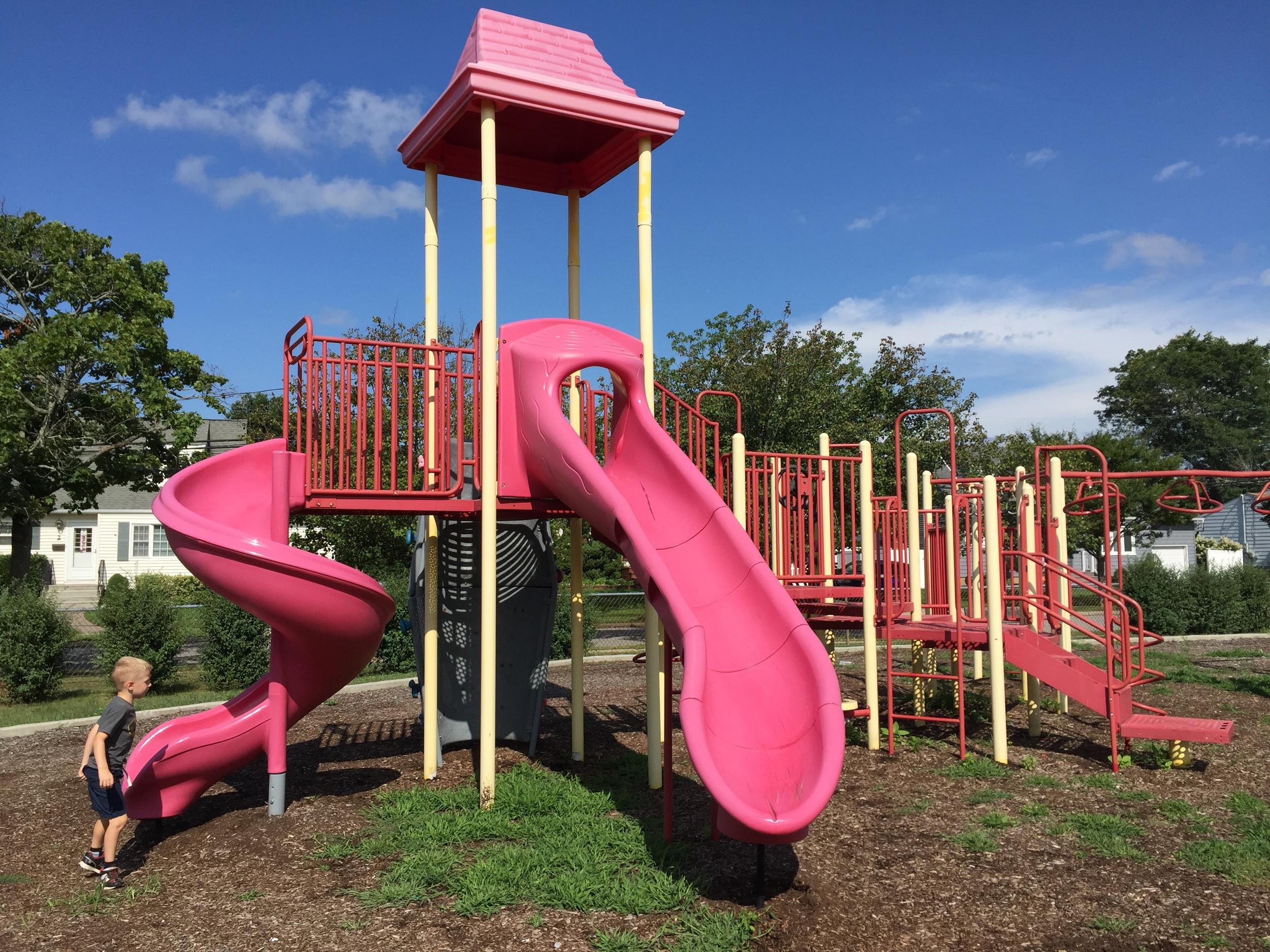 Rose St Playground