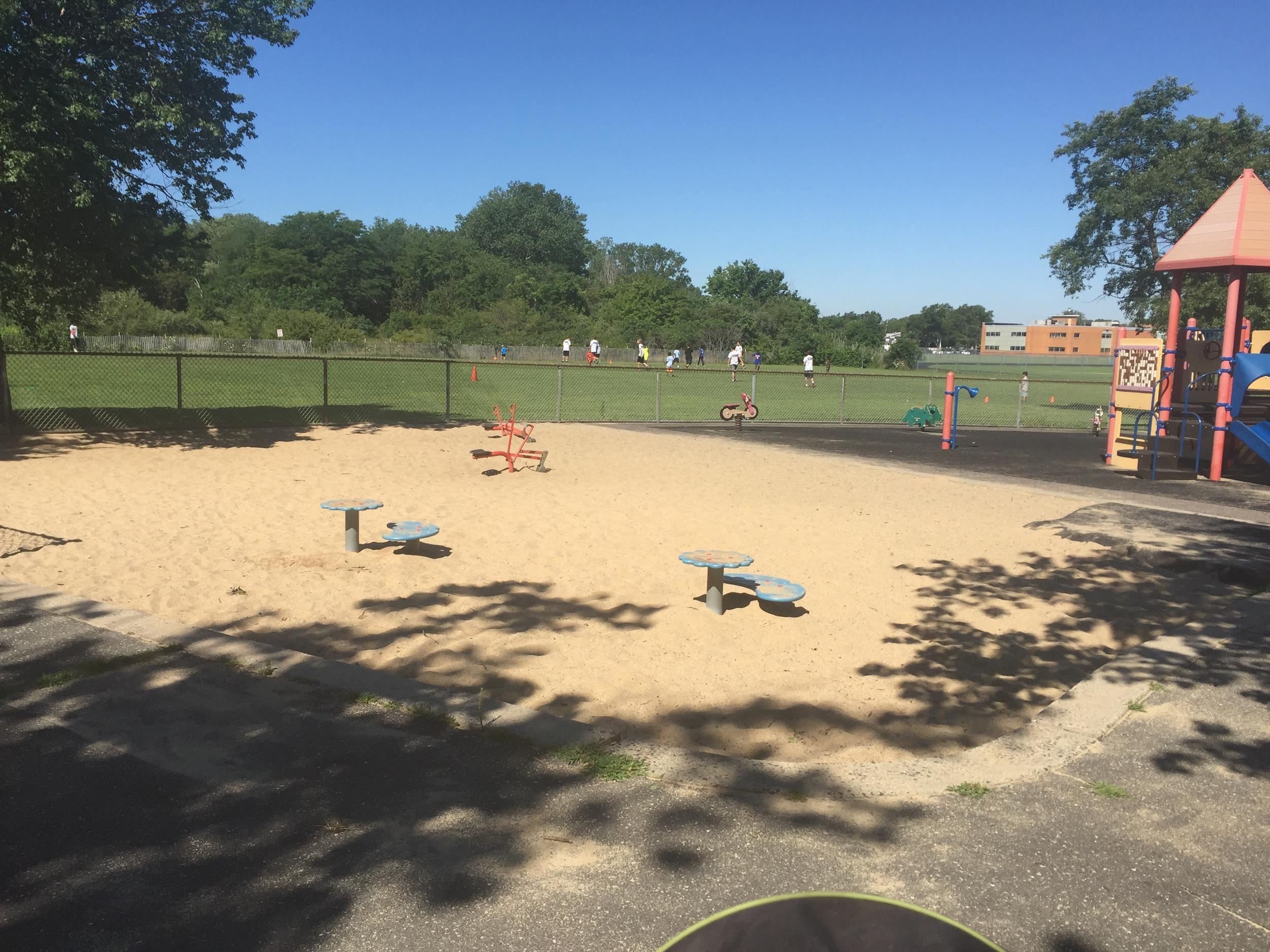 Sandbox at Baldwin Park