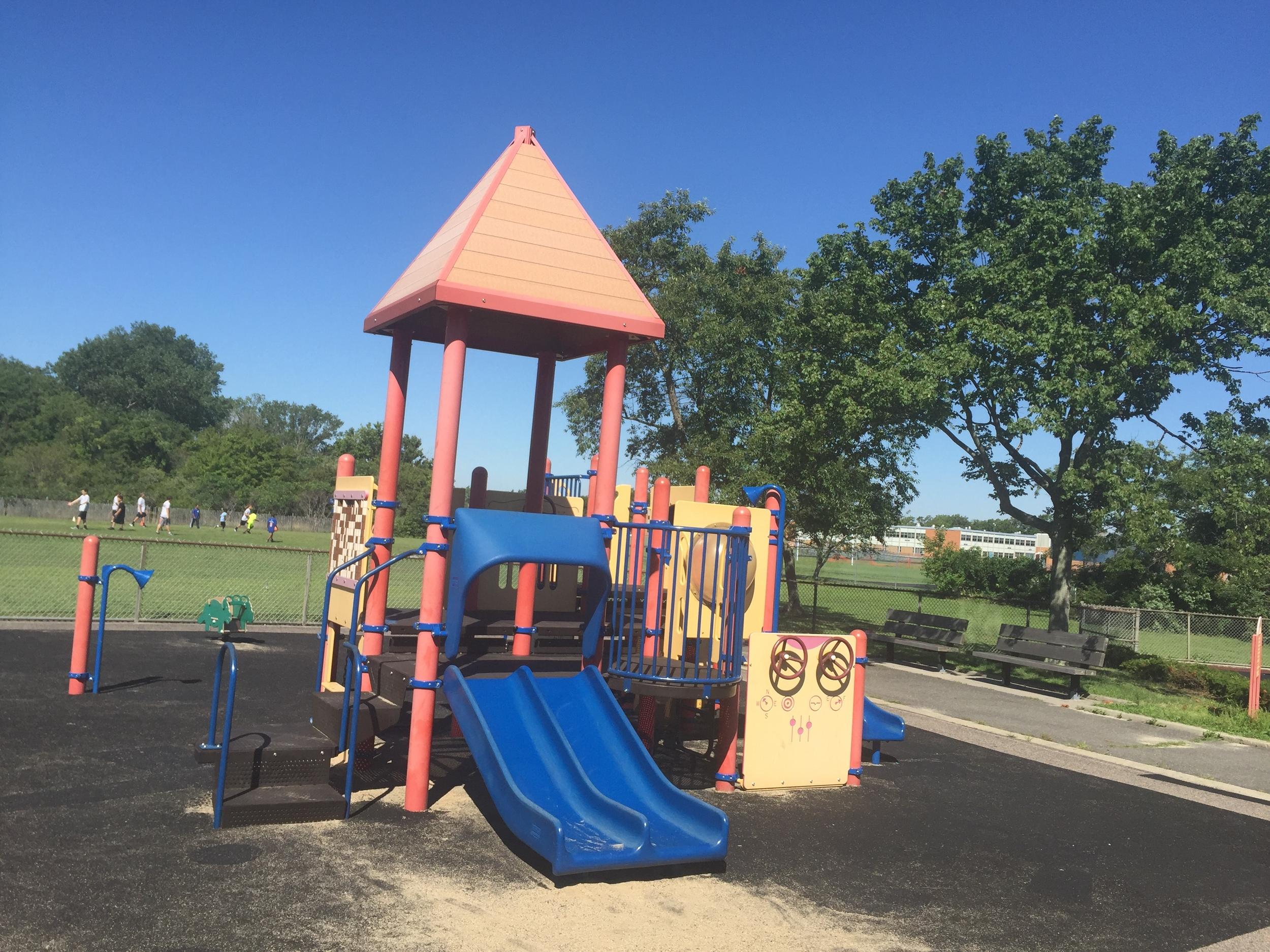 Playground at Baldwin Park