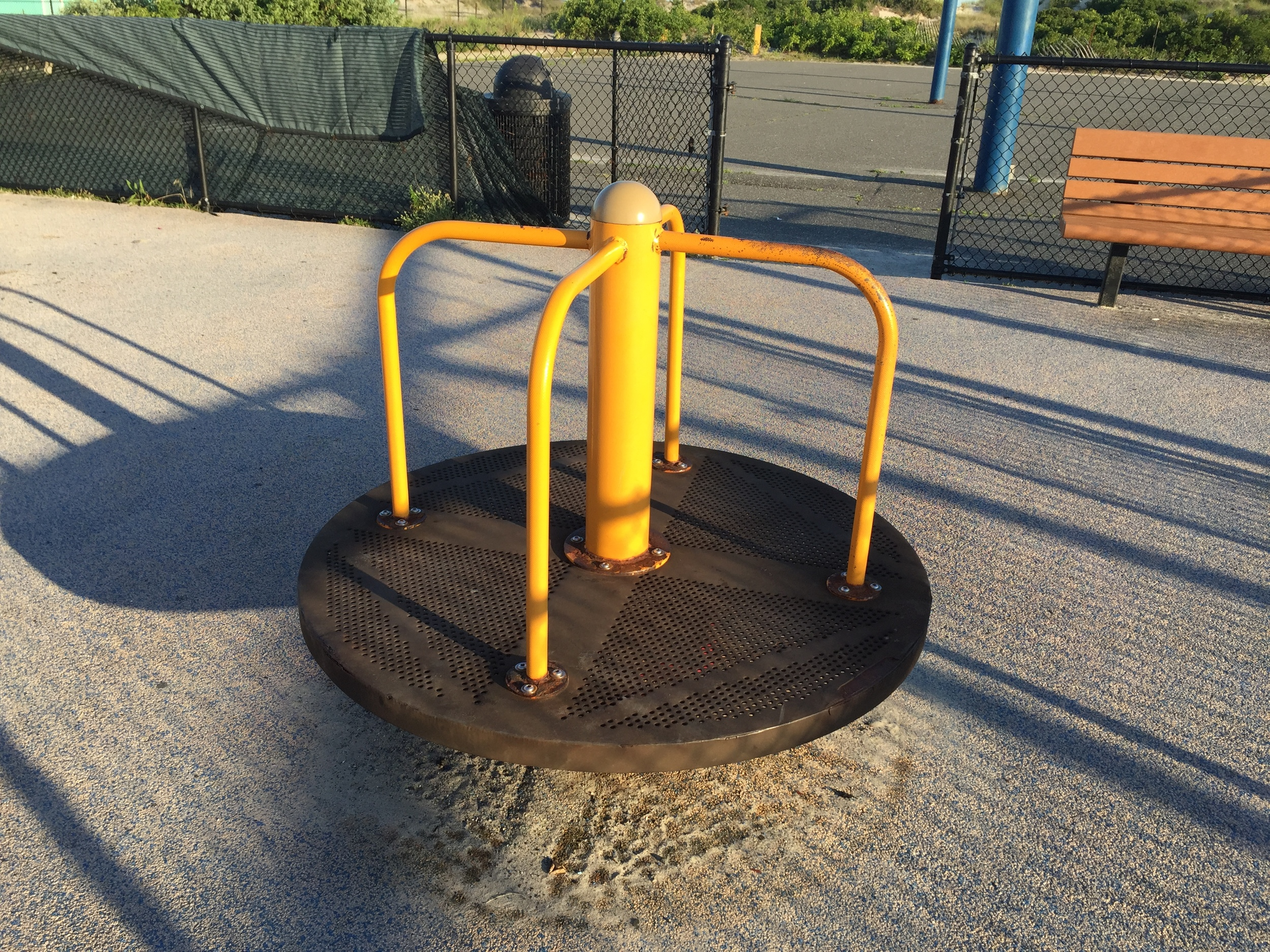 Playground at Nickerson Beach