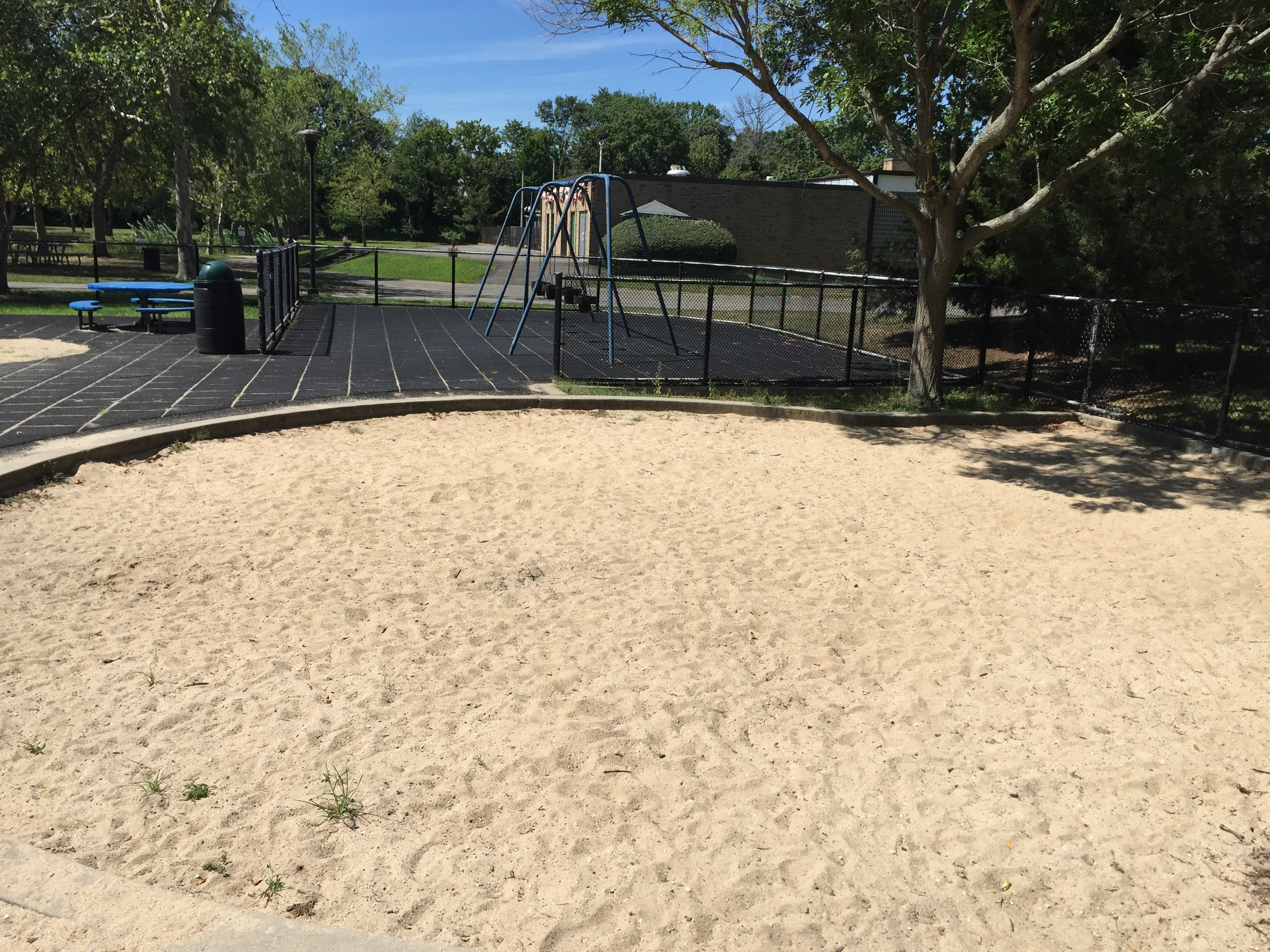 Sandbox at Grant Park