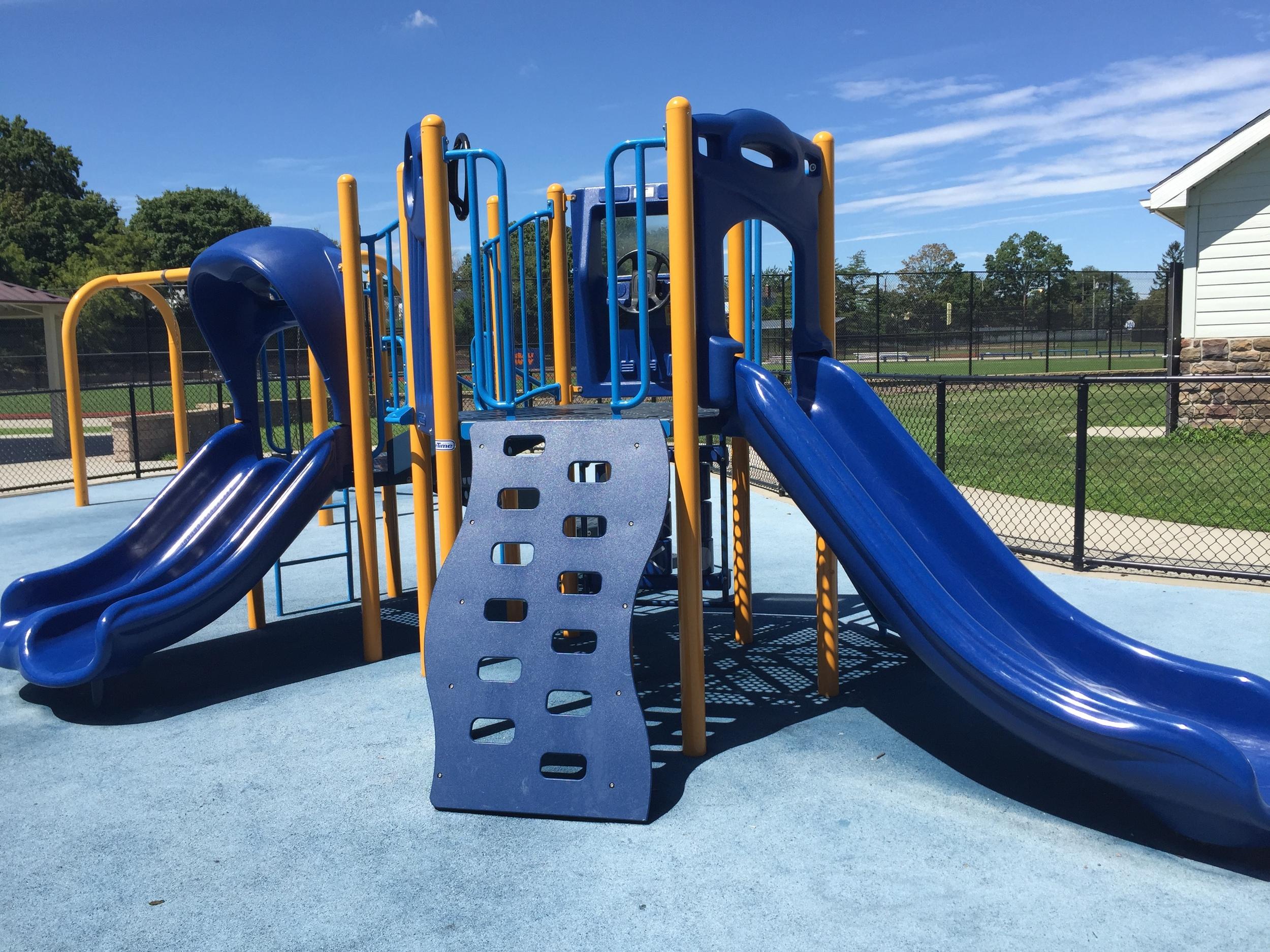 Little kid playground at Grant Park