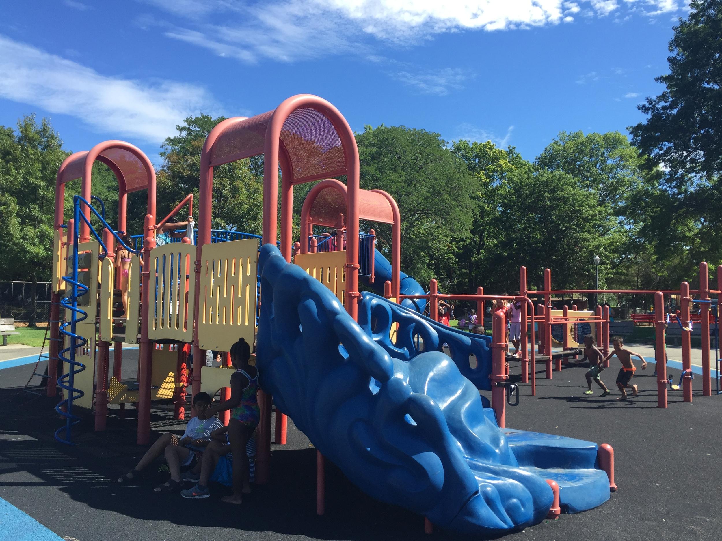 Playground at Coes Neck Park