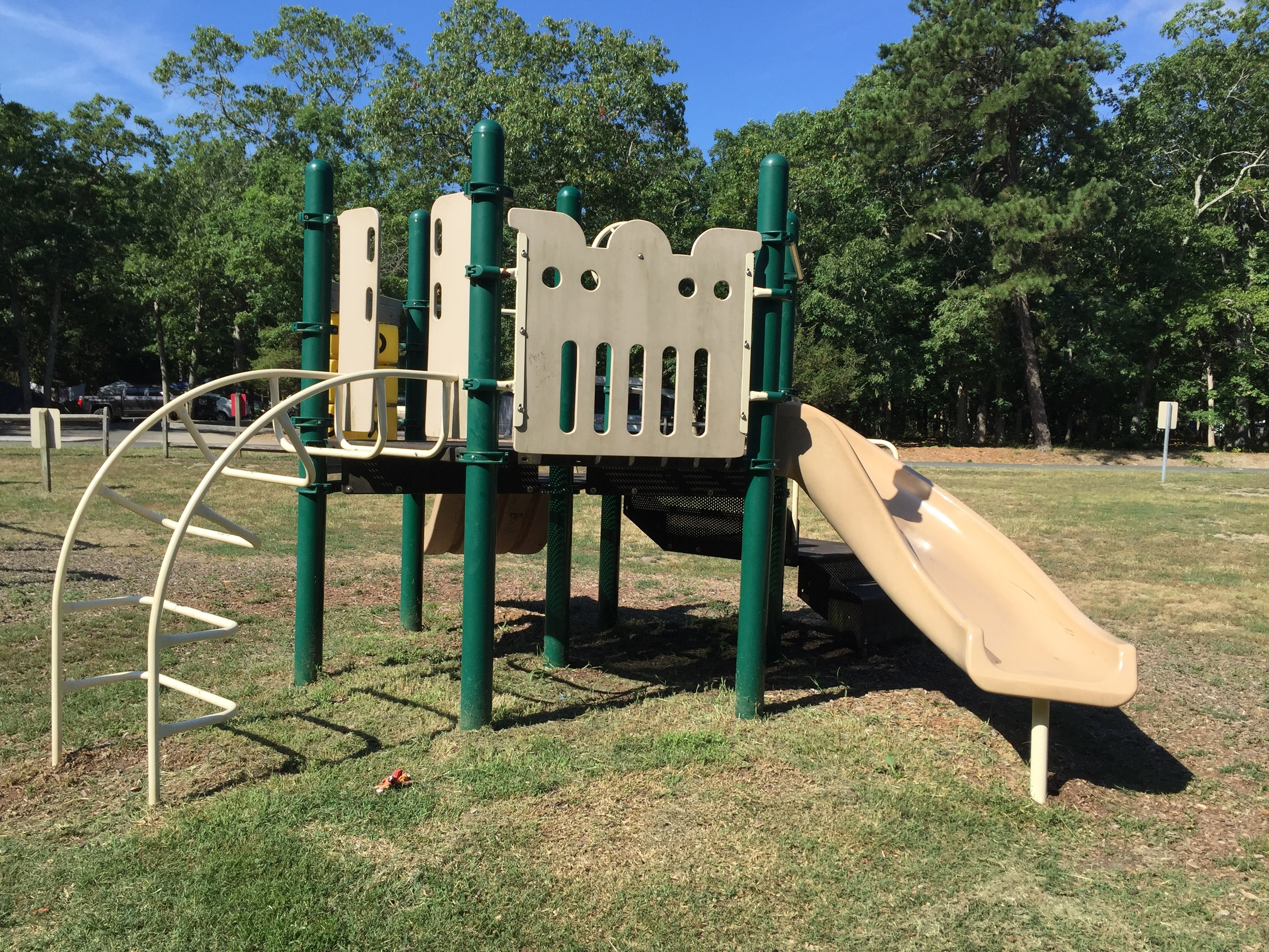 Playground at Indian Island County Park