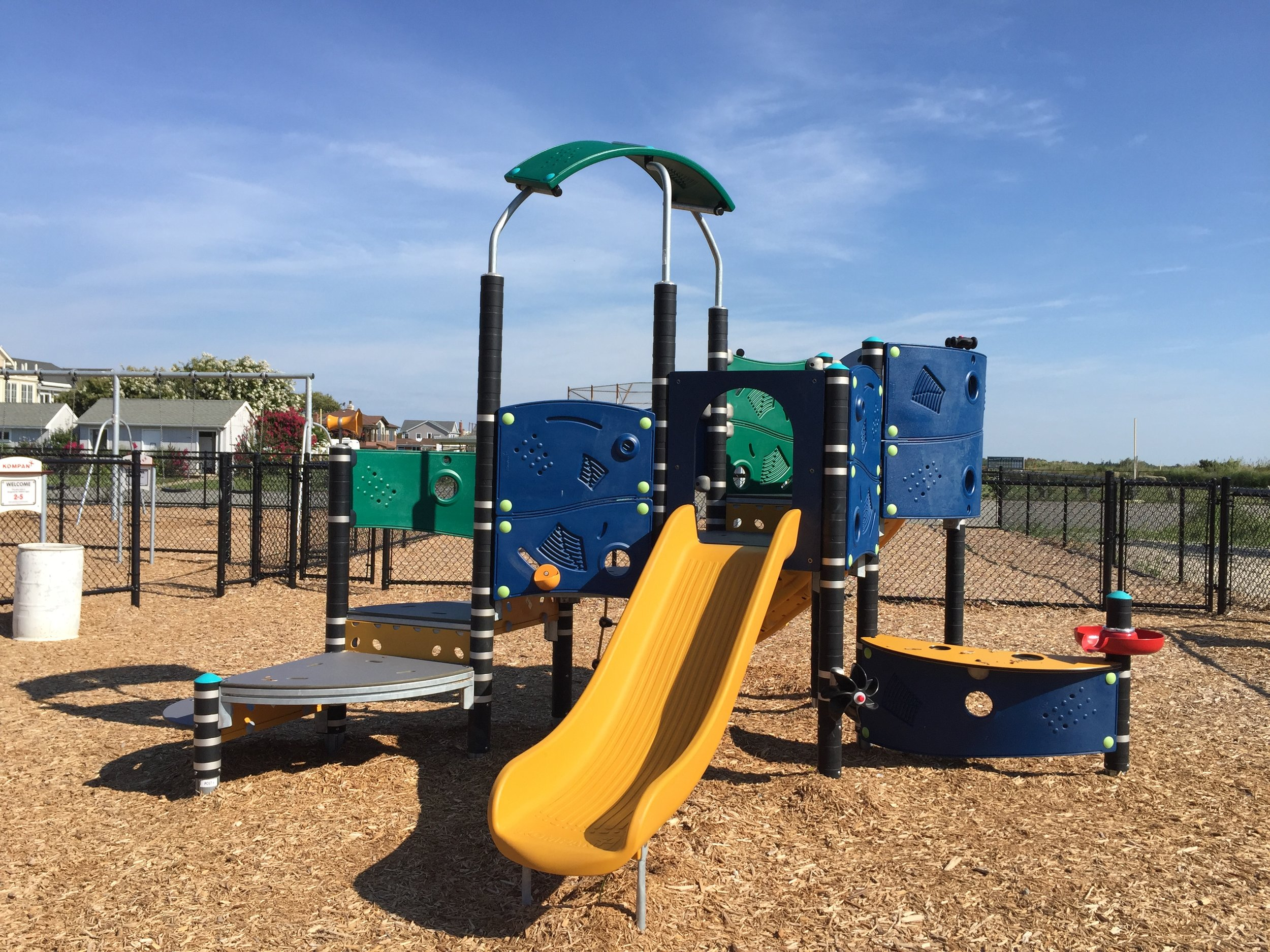 Playground at Point Lookout Park