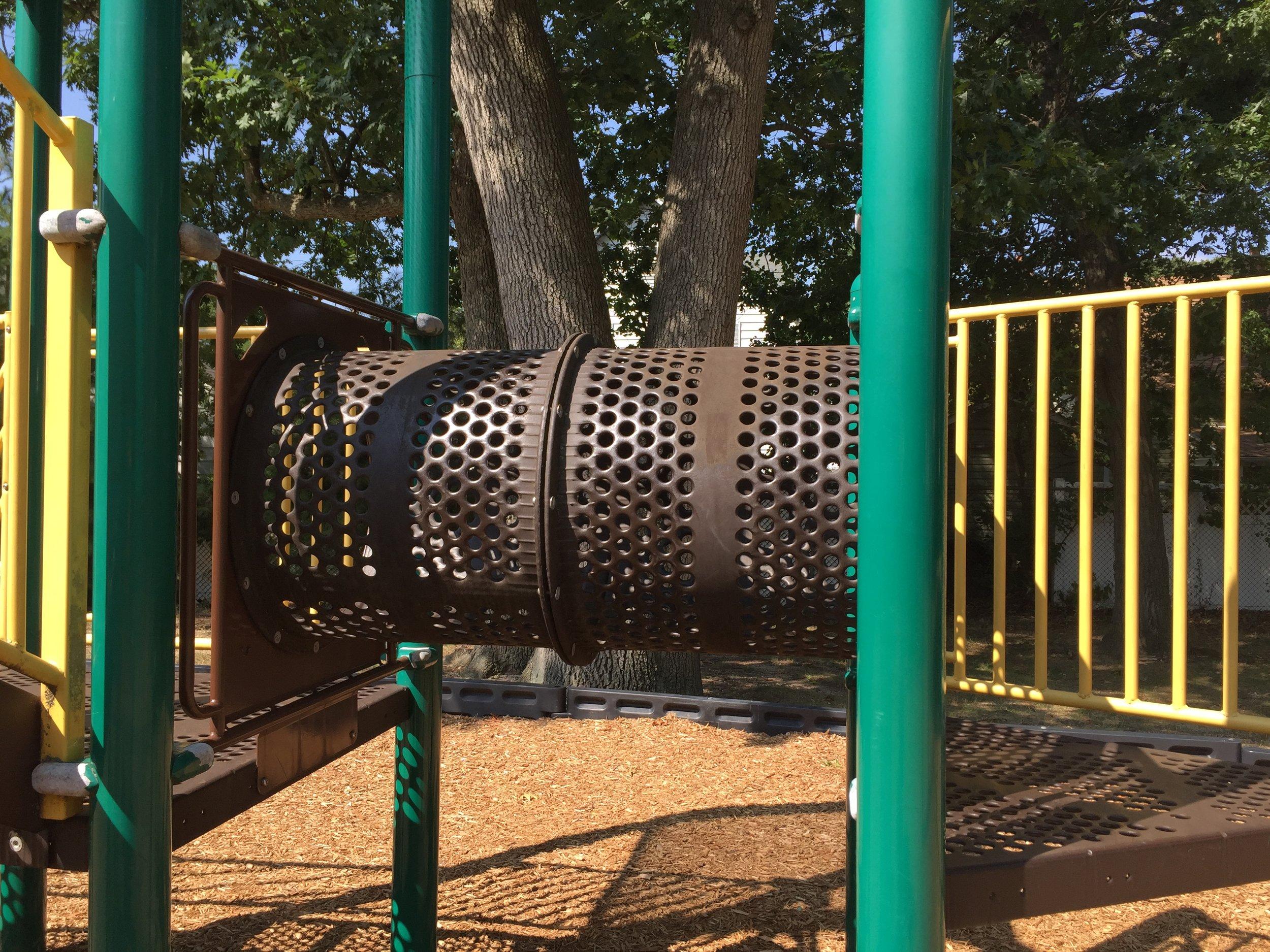 Playground at Larsen Park