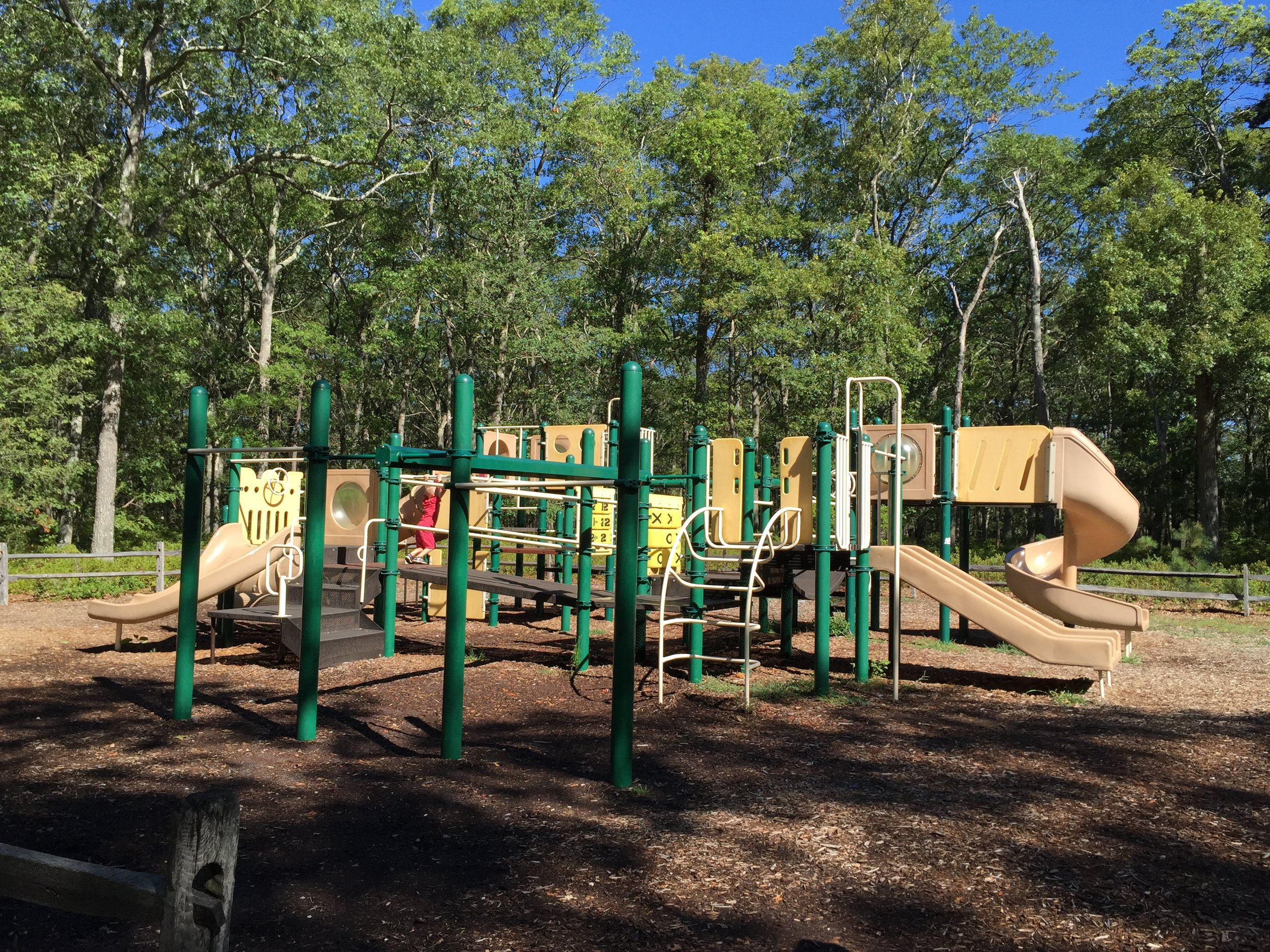 Playground at South Haven County Park