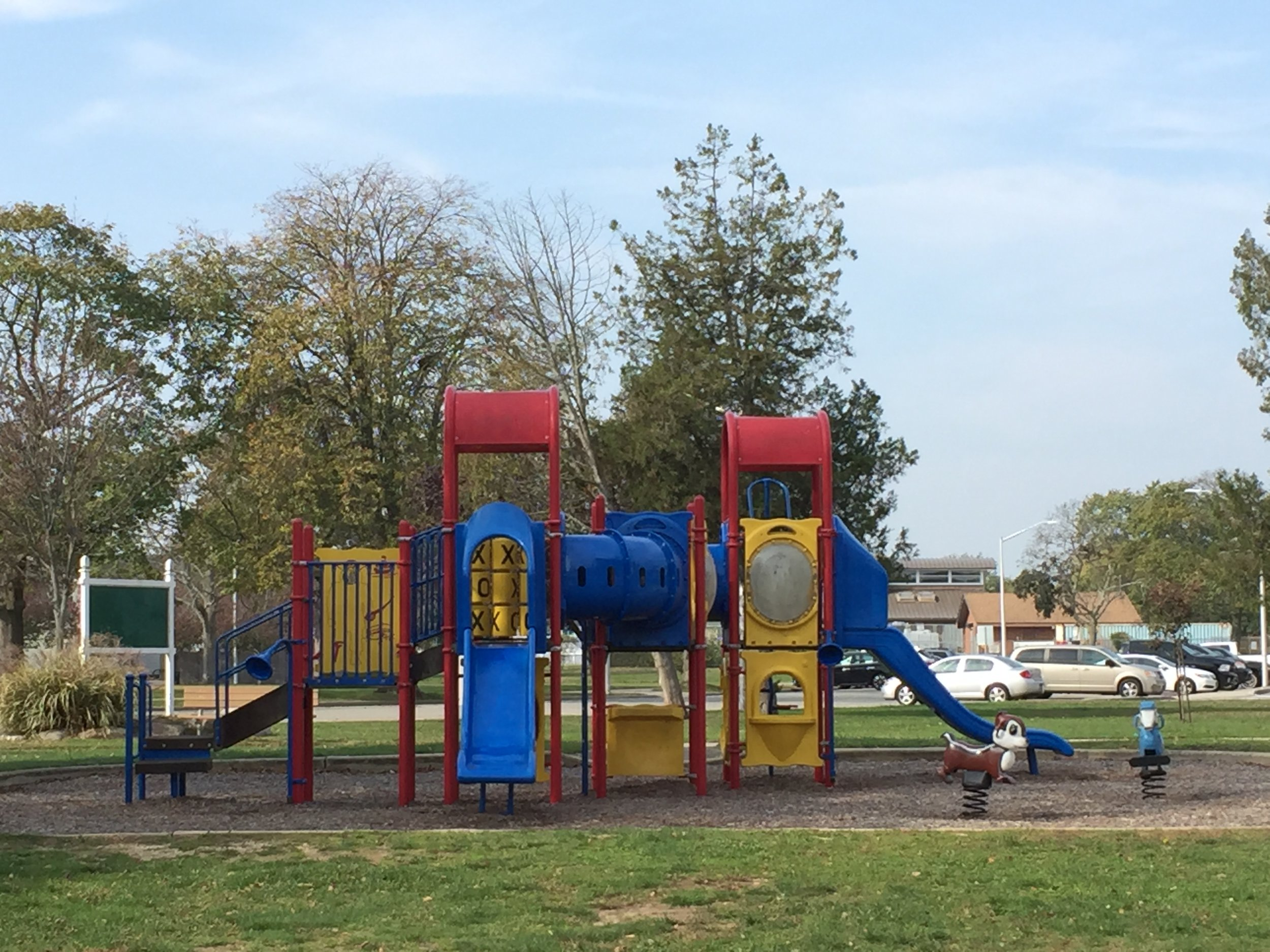 Playground at Acorn Lane Park