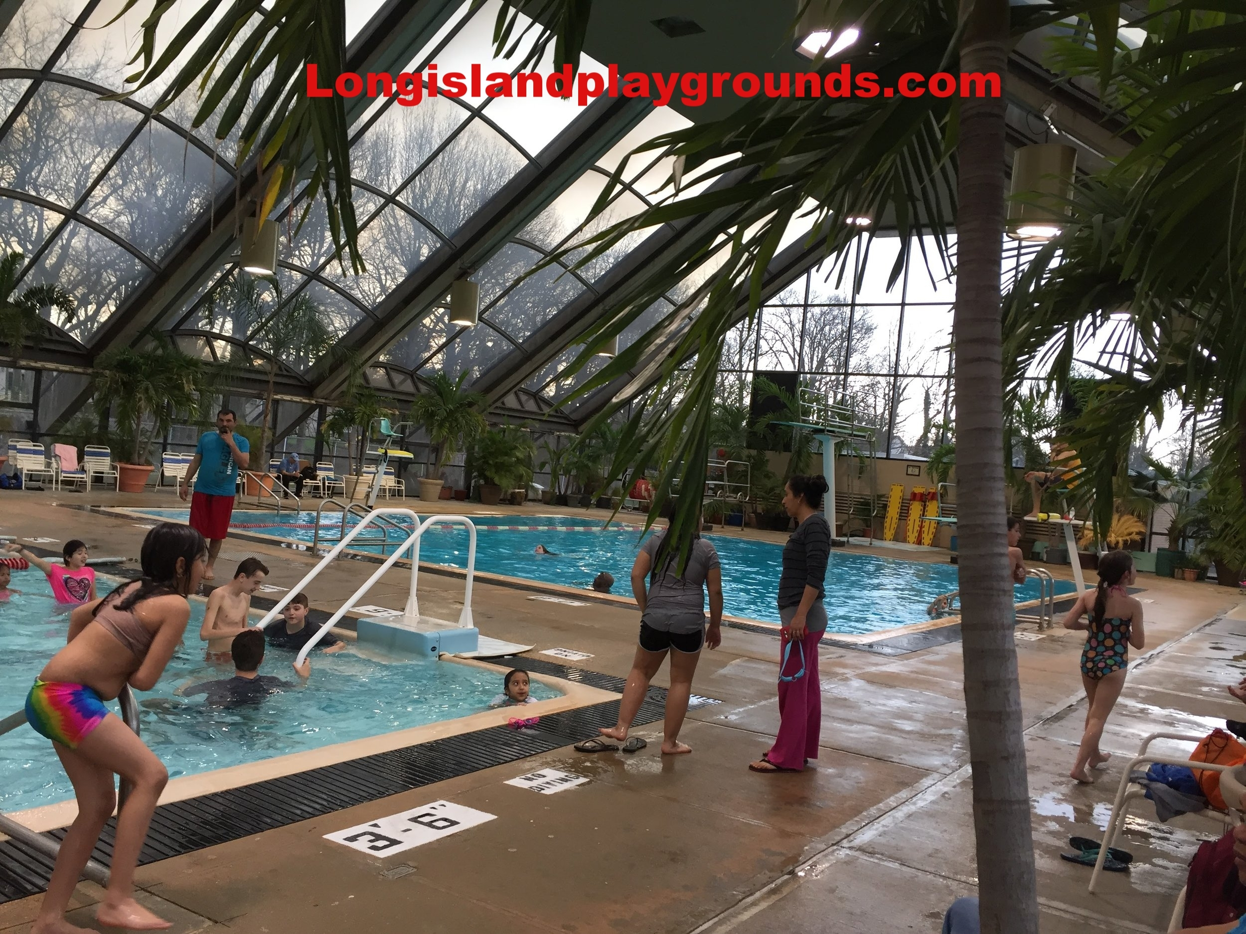 Echo Park Diving Deep Pool
