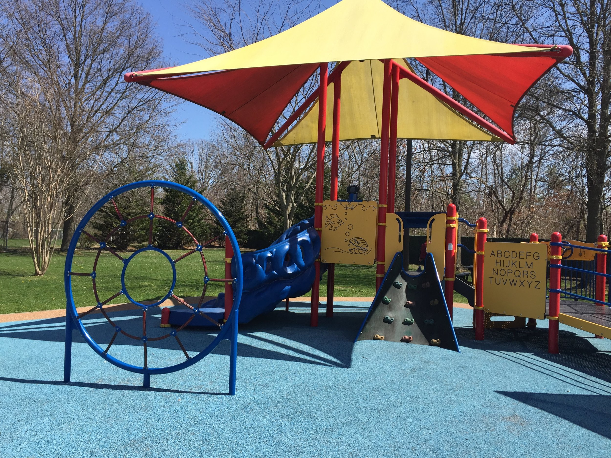 Colonial Springs Park Playground