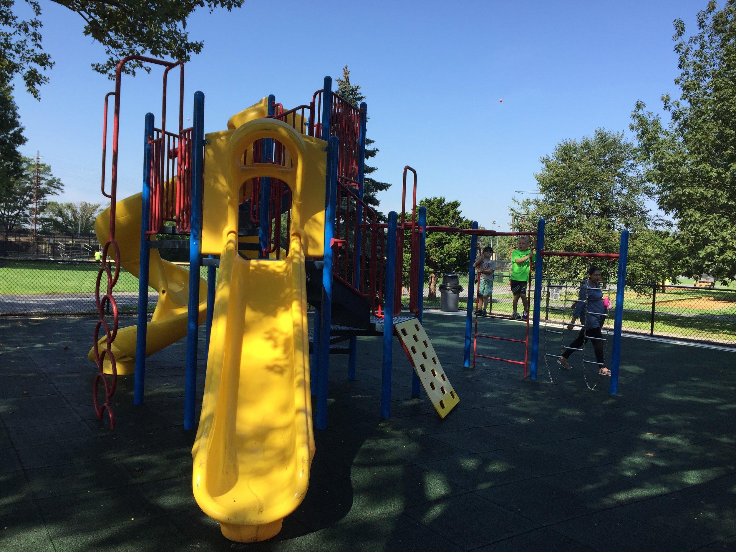 Greis Park Playground