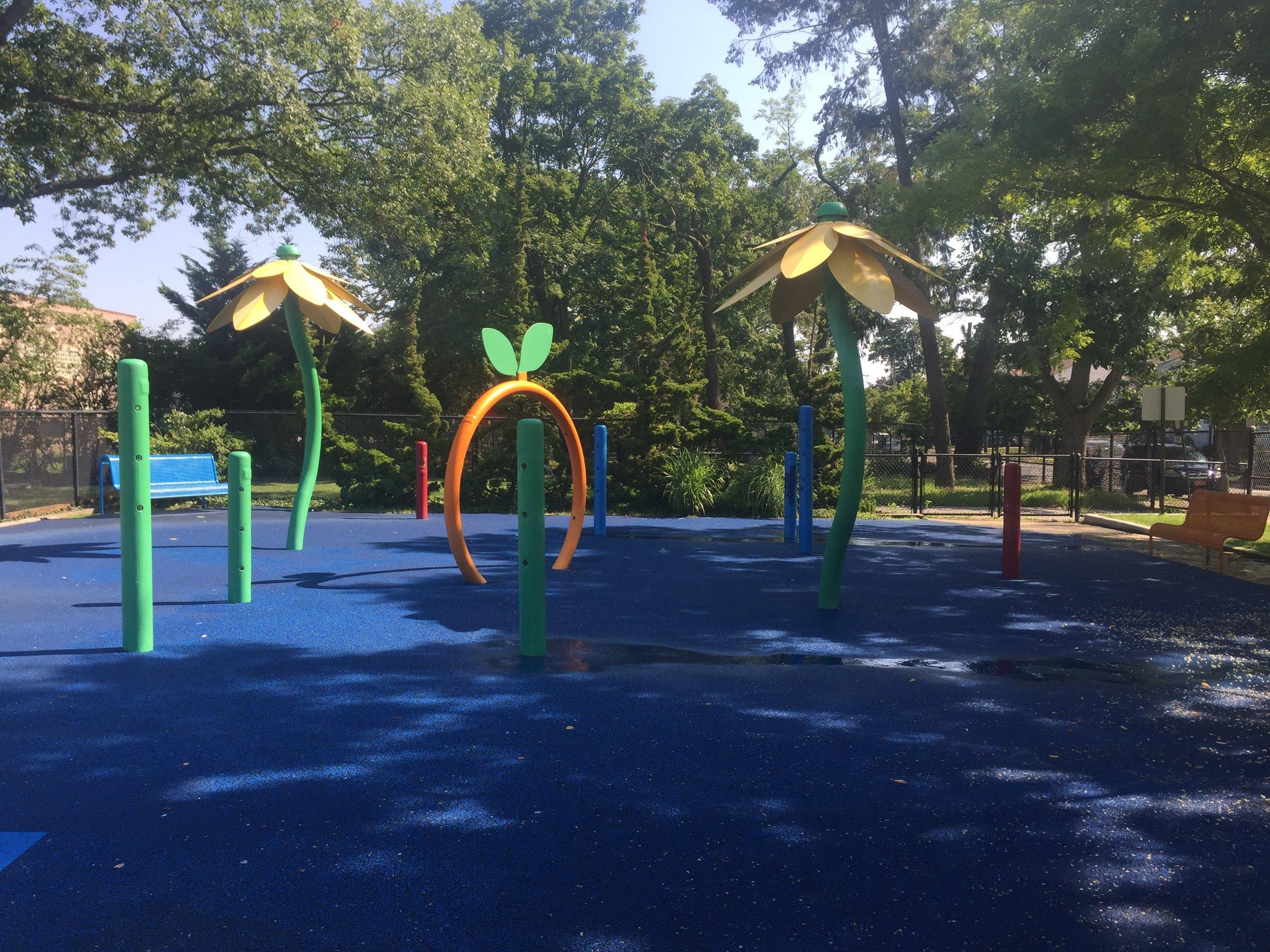 Greis Park Sprayground