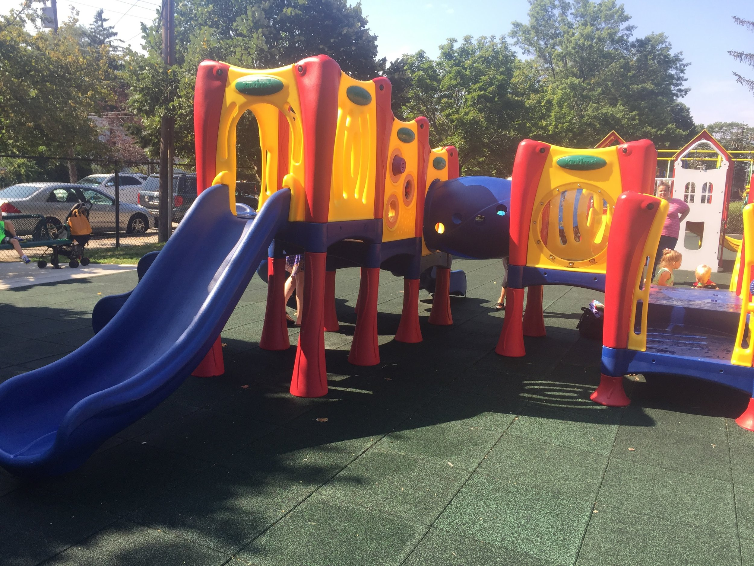 Greis Park Little Kid Playground