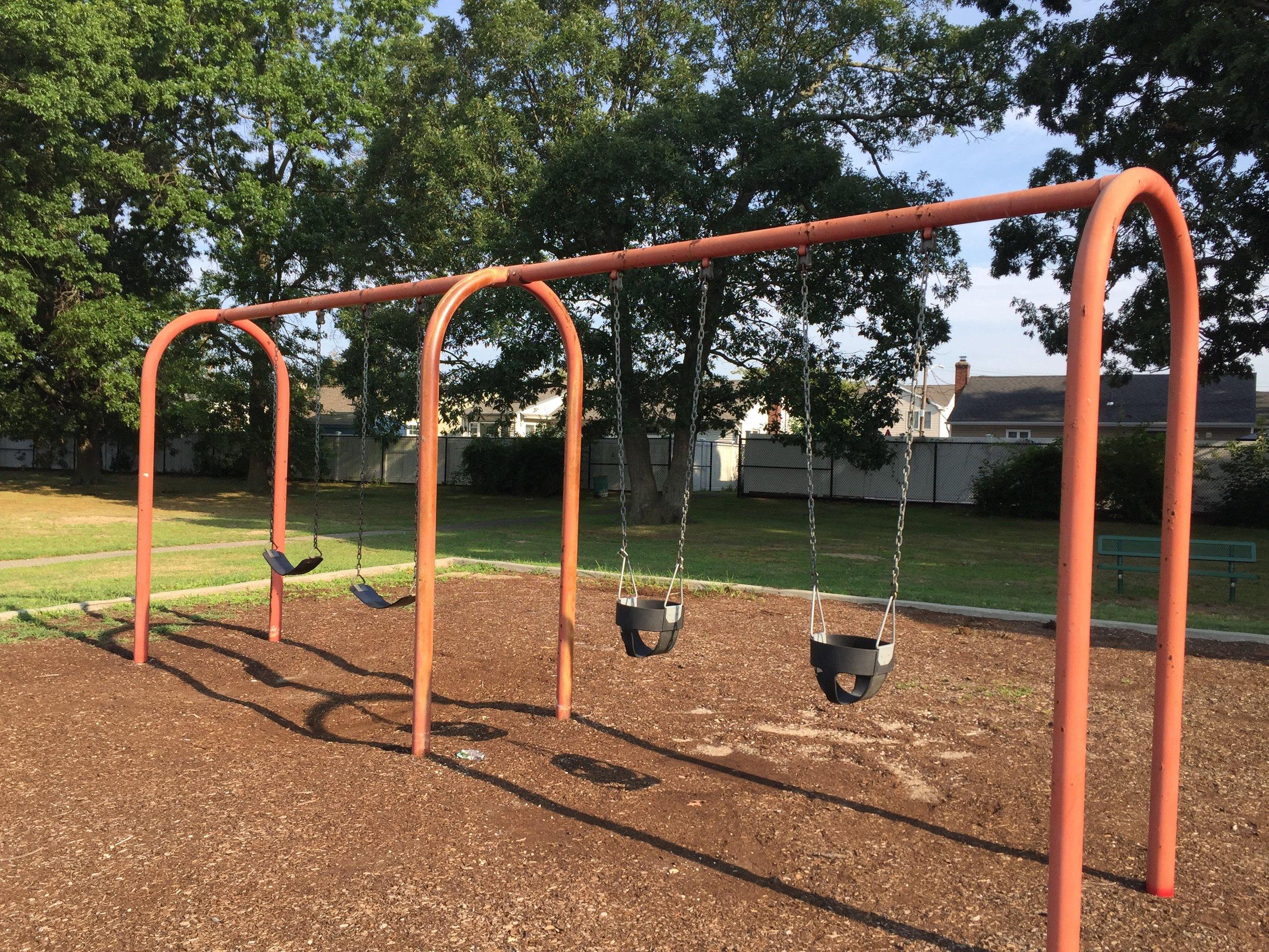 North Oaks Swings