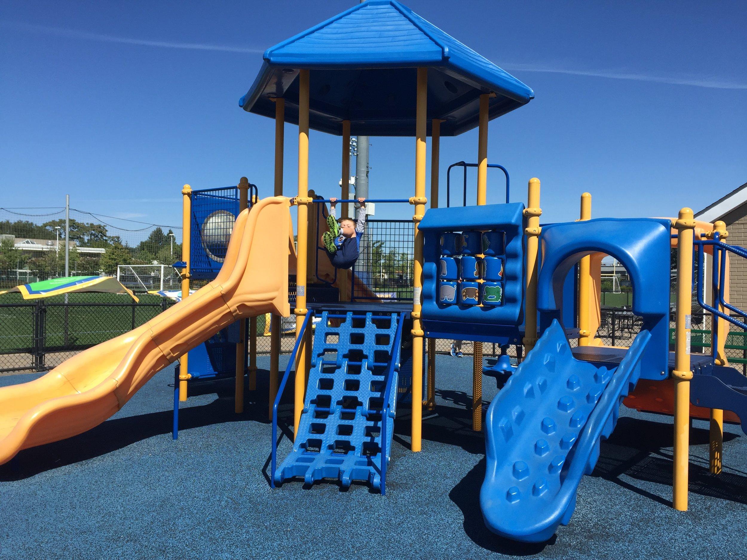 Robbins Community Park Playground