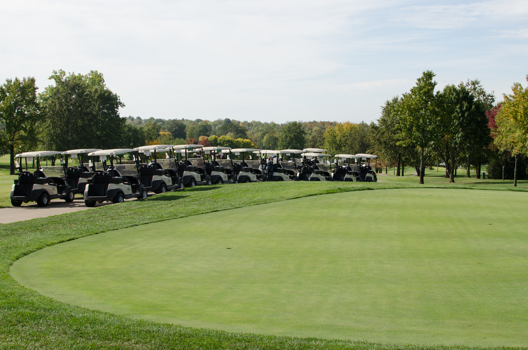 Fund the Drive for Nursing Golf Tournament
