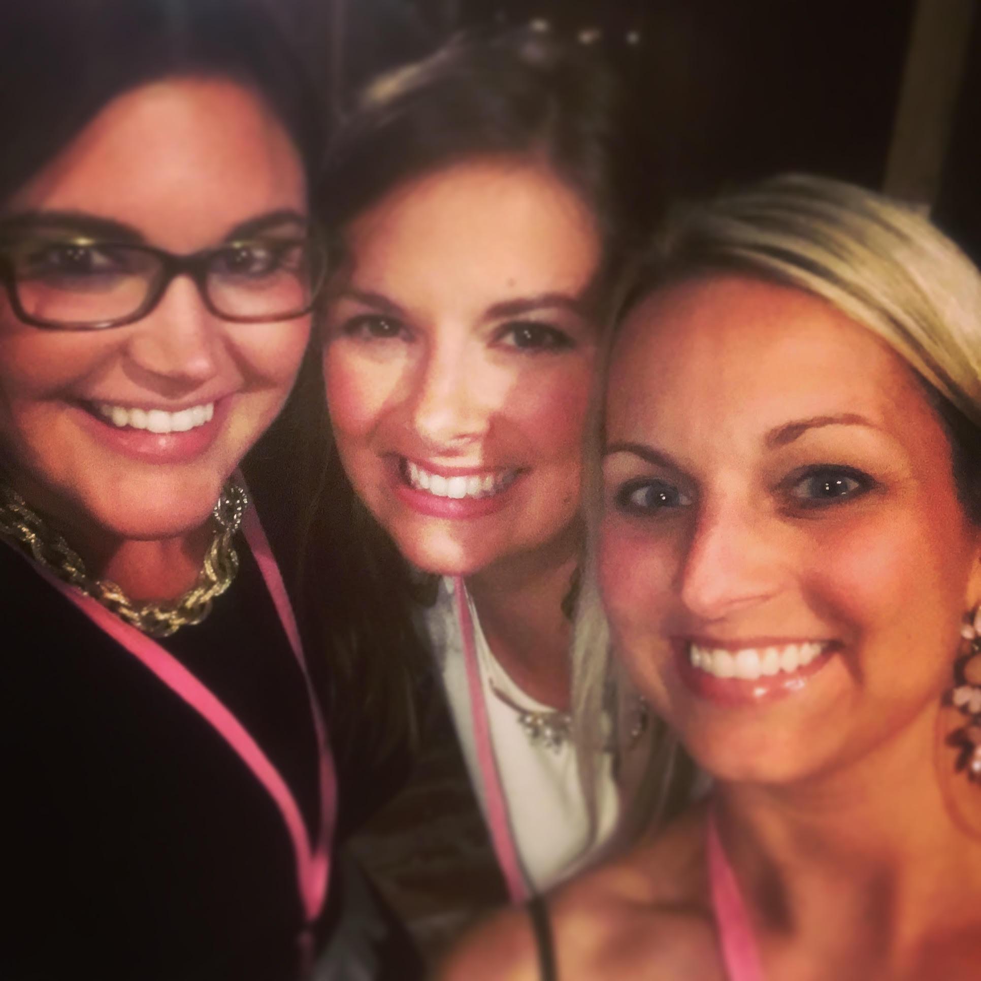 Katelyn, Laura & I