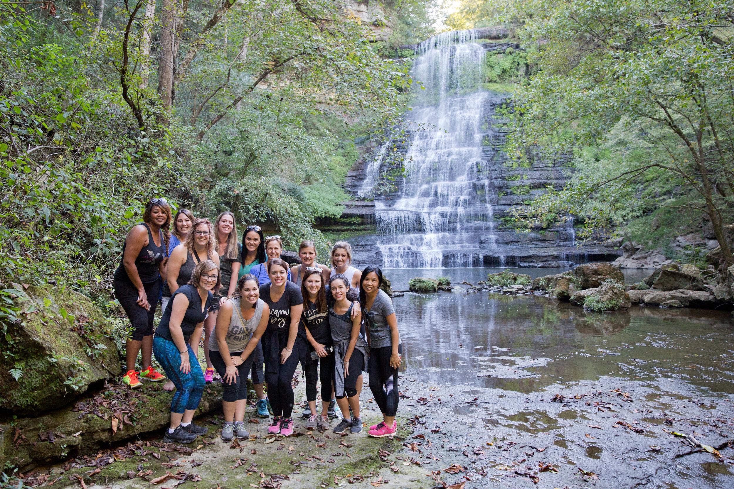 The Waterfall, amazing!