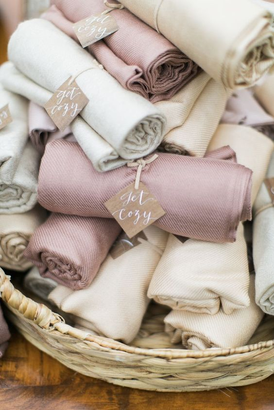 Blankets for Autumn Nights