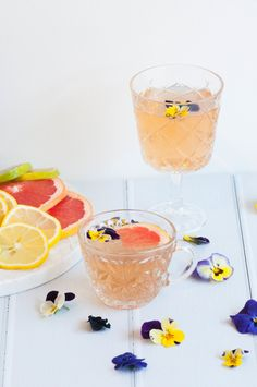 - If you are having signature cocktails on your big day, consider putting citrus fruits on display. Not only will they add color, but they are extremely tasty and refreshing without adding too much sugar.
