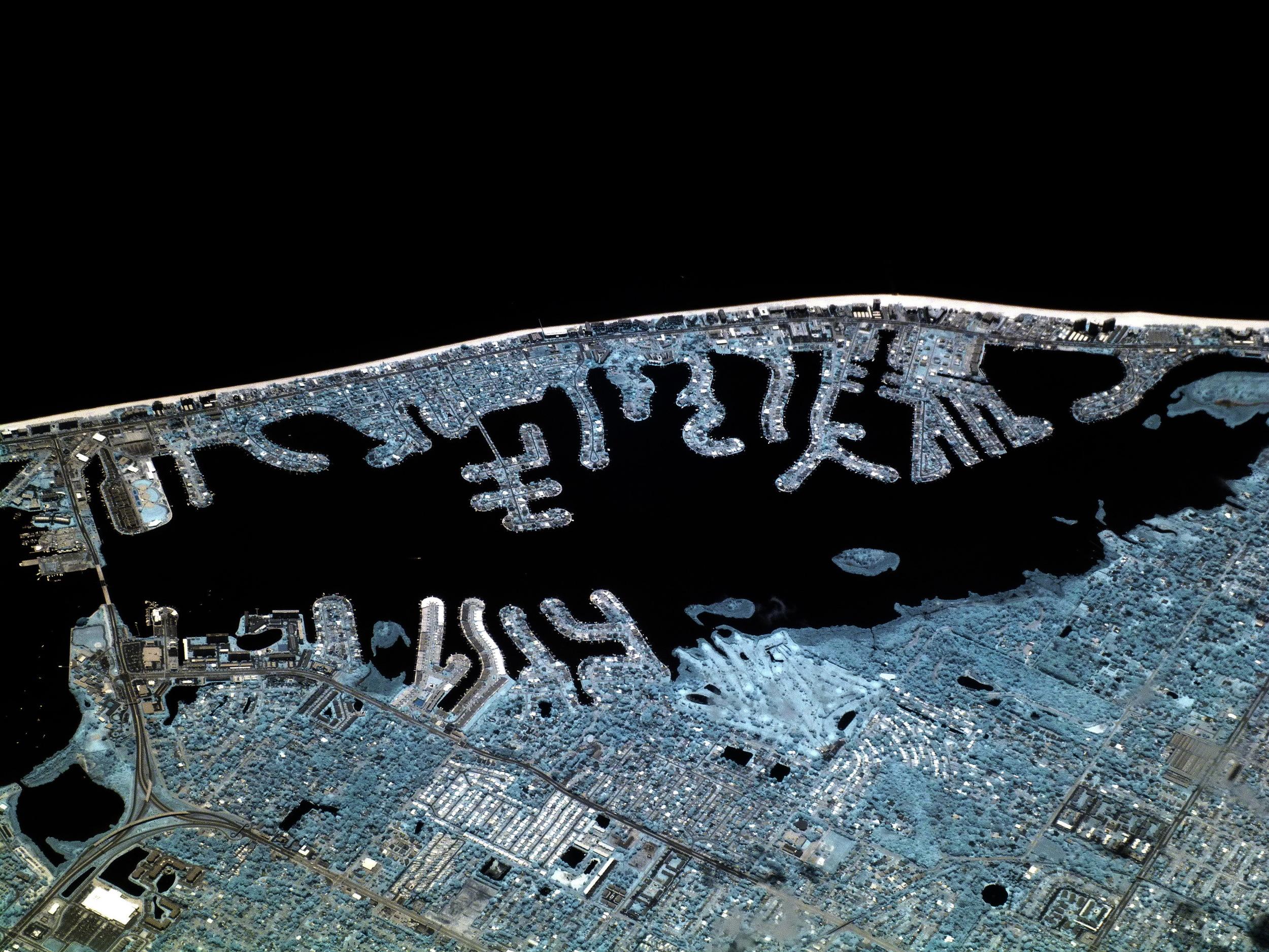 Over Florida, Infrared.jpg
