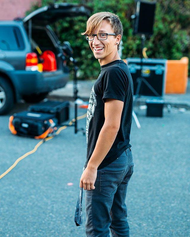 Meet Jeremy aka Jingo! He is by far Watcher Media's most adorable member.